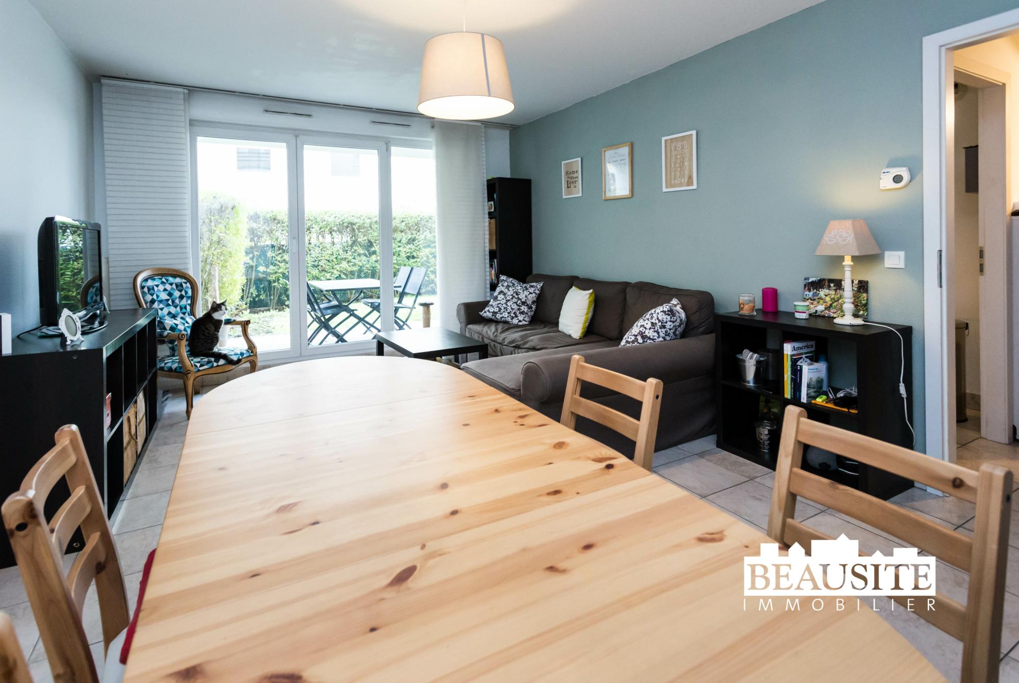 [Lily] Un verdoyant 2 pièces avec jardin privatif et parking – Schiltigheim - nos ventes - Beausite Immobilier 1