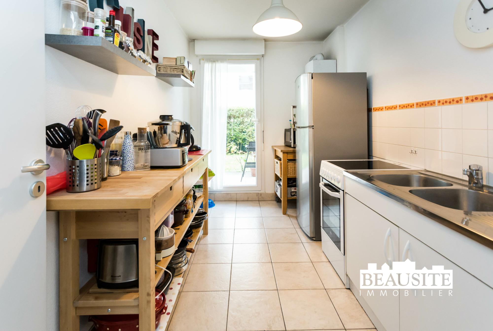 [Lily] Un verdoyant 2 pièces avec jardin privatif et parking – Schiltigheim - nos ventes - Beausite Immobilier 4