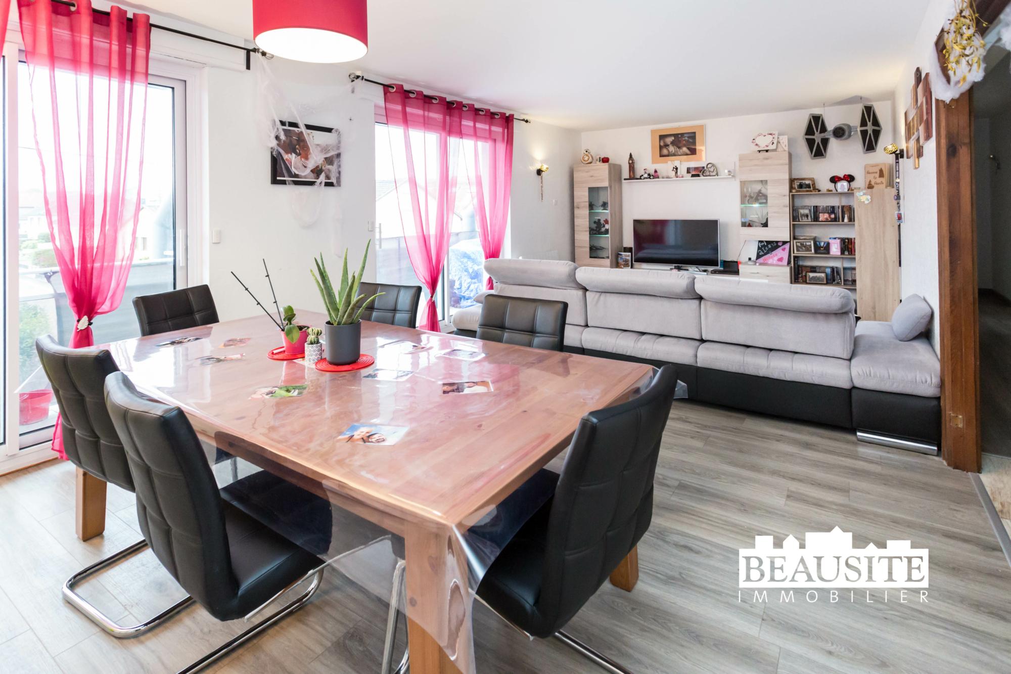[Anna] Un superbe et vaste 4 pièces dans un cadre verdoyant - Ittenheim / Kochersberg - nos ventes - Beausite Immobilier 1