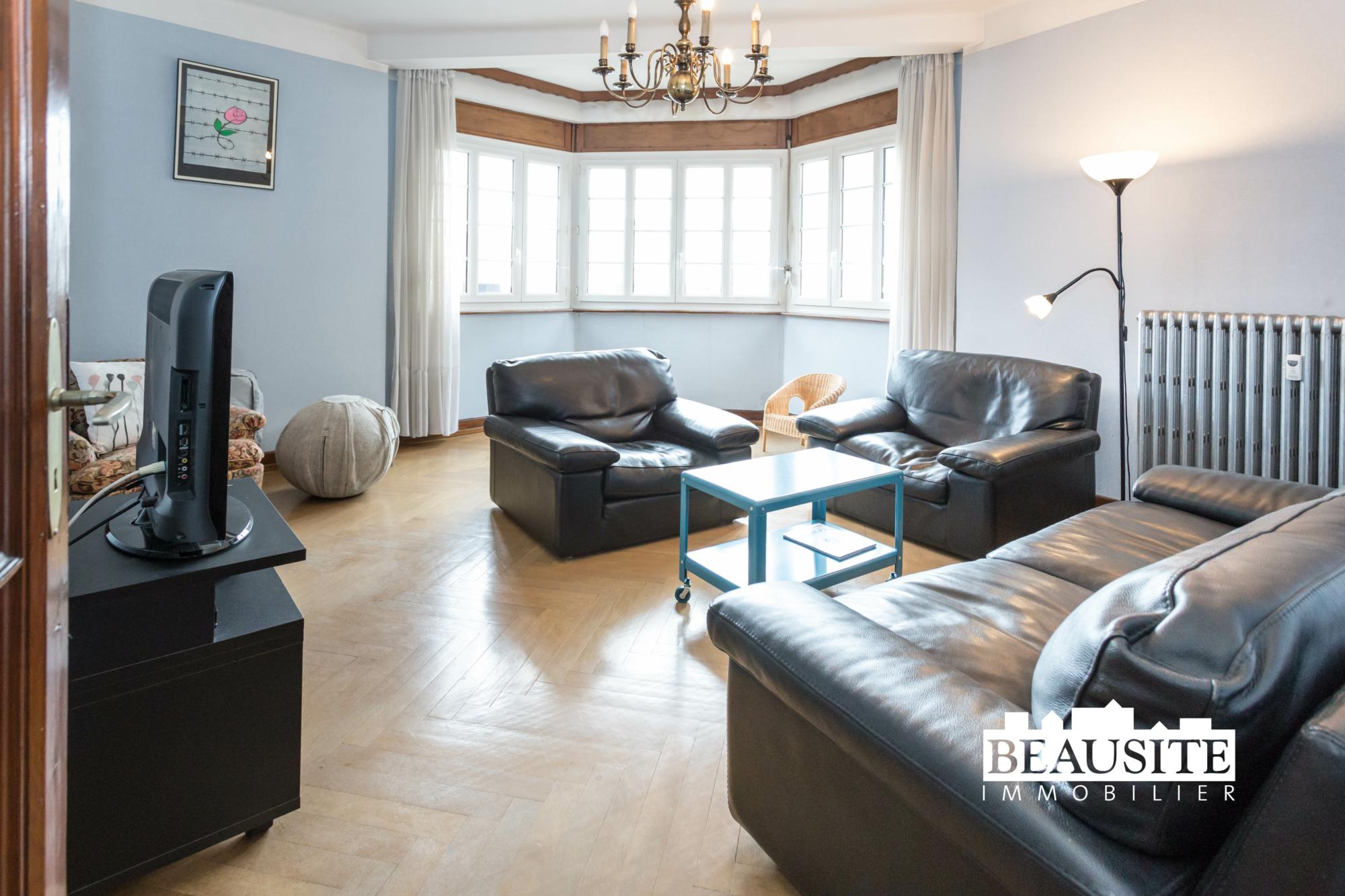 [Paquebot] Accostez dans un appartement à la vue sur la Cathédrale - Halles / rue de Bouxwiller - nos ventes - Beausite Immobilier 2