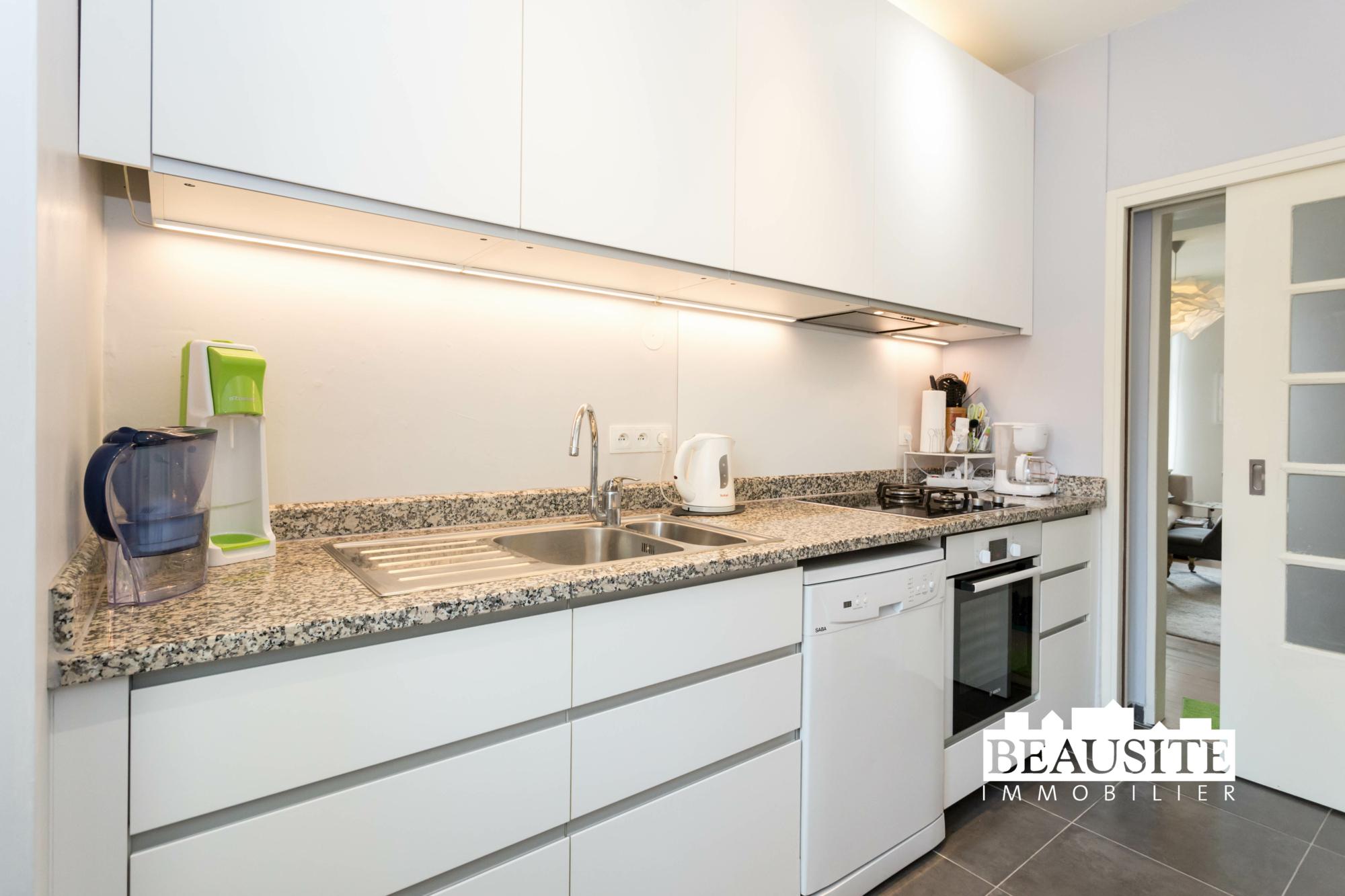 [La bulle] Un appartement cosy au cœur de Strasbourg - Halles / rue du Marché - nos ventes - Beausite Immobilier 8