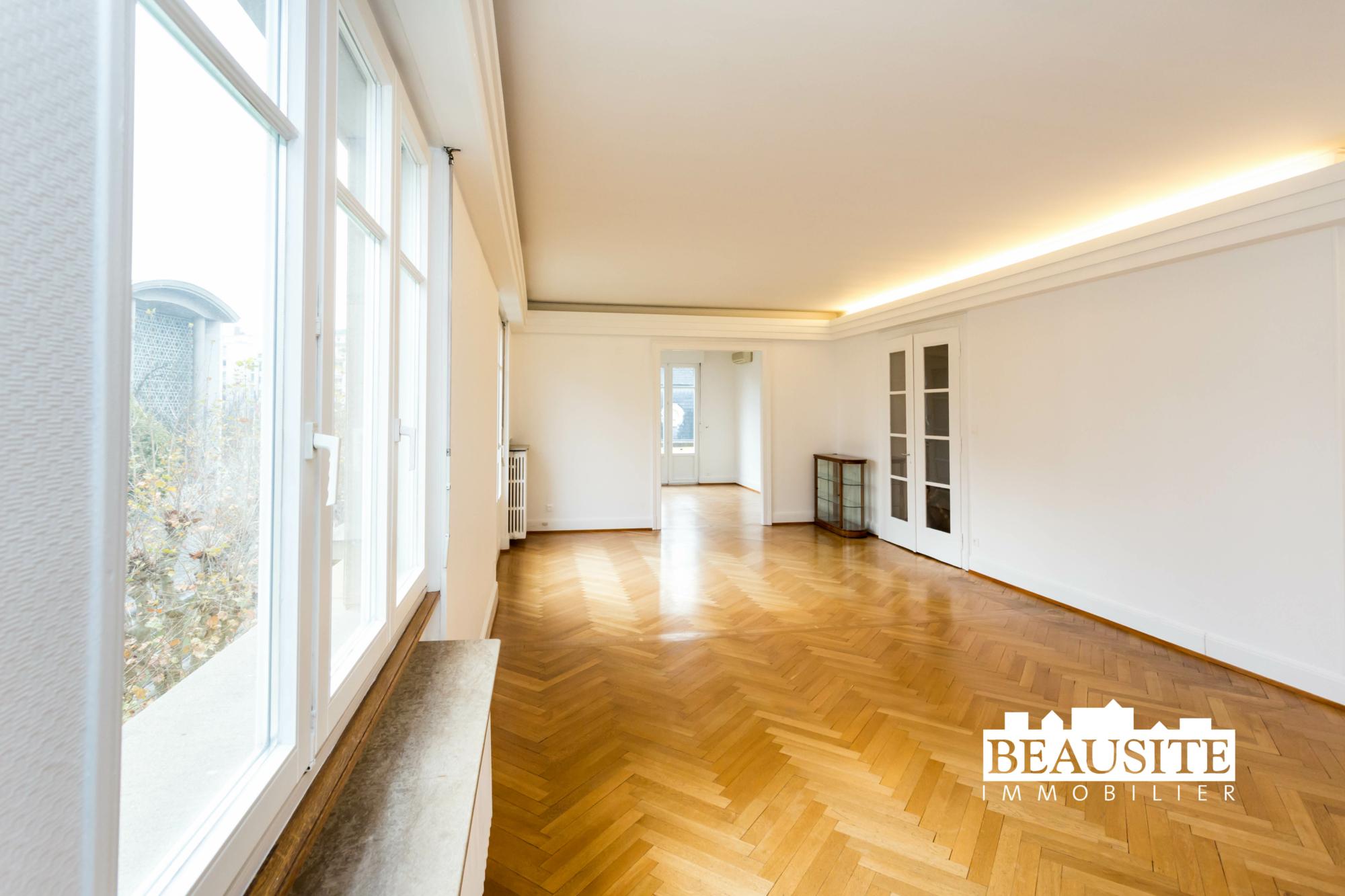 [Gloria] Un magnifique appartement bourgeois avec garage - Contades / Avenue de la Paix - nos ventes - Beausite Immobilier 3