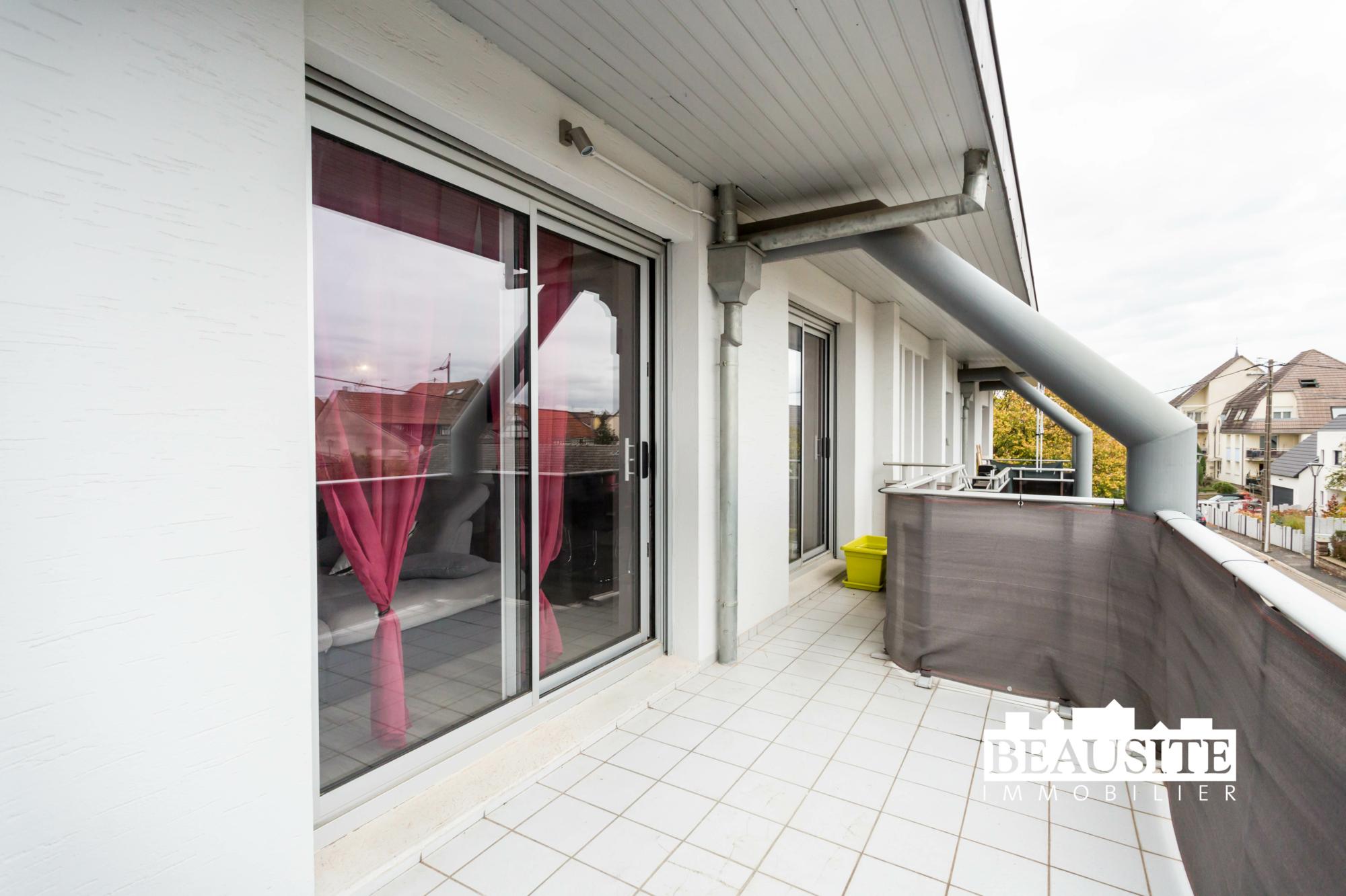 [Anna] Un superbe et vaste 4 pièces dans un cadre verdoyant - Ittenheim / Kochersberg - nos ventes - Beausite Immobilier 5