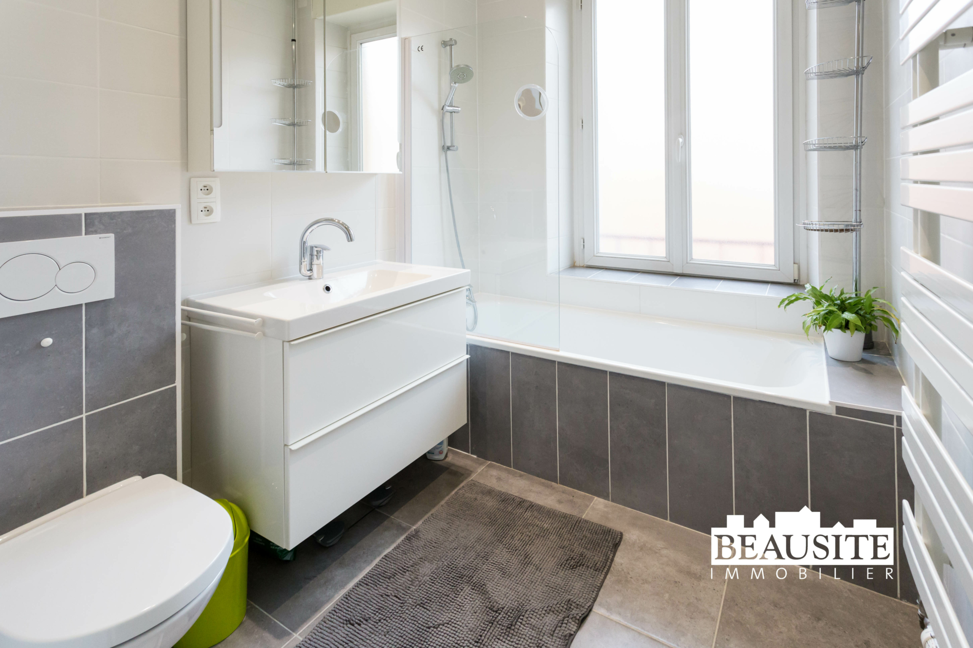 [La bulle] Un appartement cosy au cœur de Strasbourg - Halles / rue du Marché - nos ventes - Beausite Immobilier 11