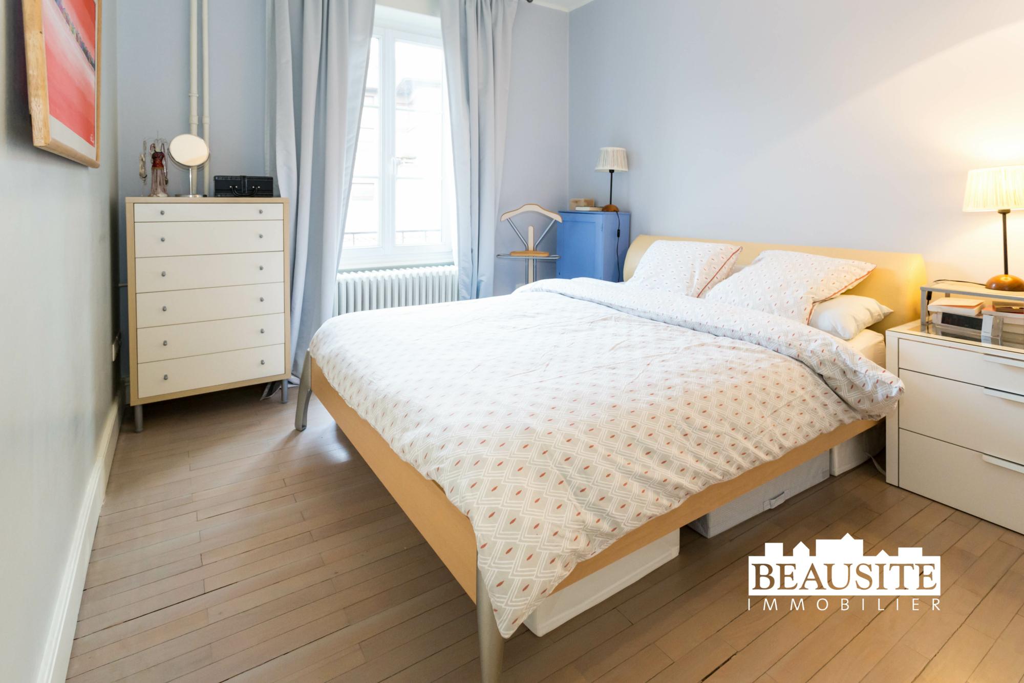 [La bulle] Un appartement cosy au cœur de Strasbourg - Halles / rue du Marché - nos ventes - Beausite Immobilier 9