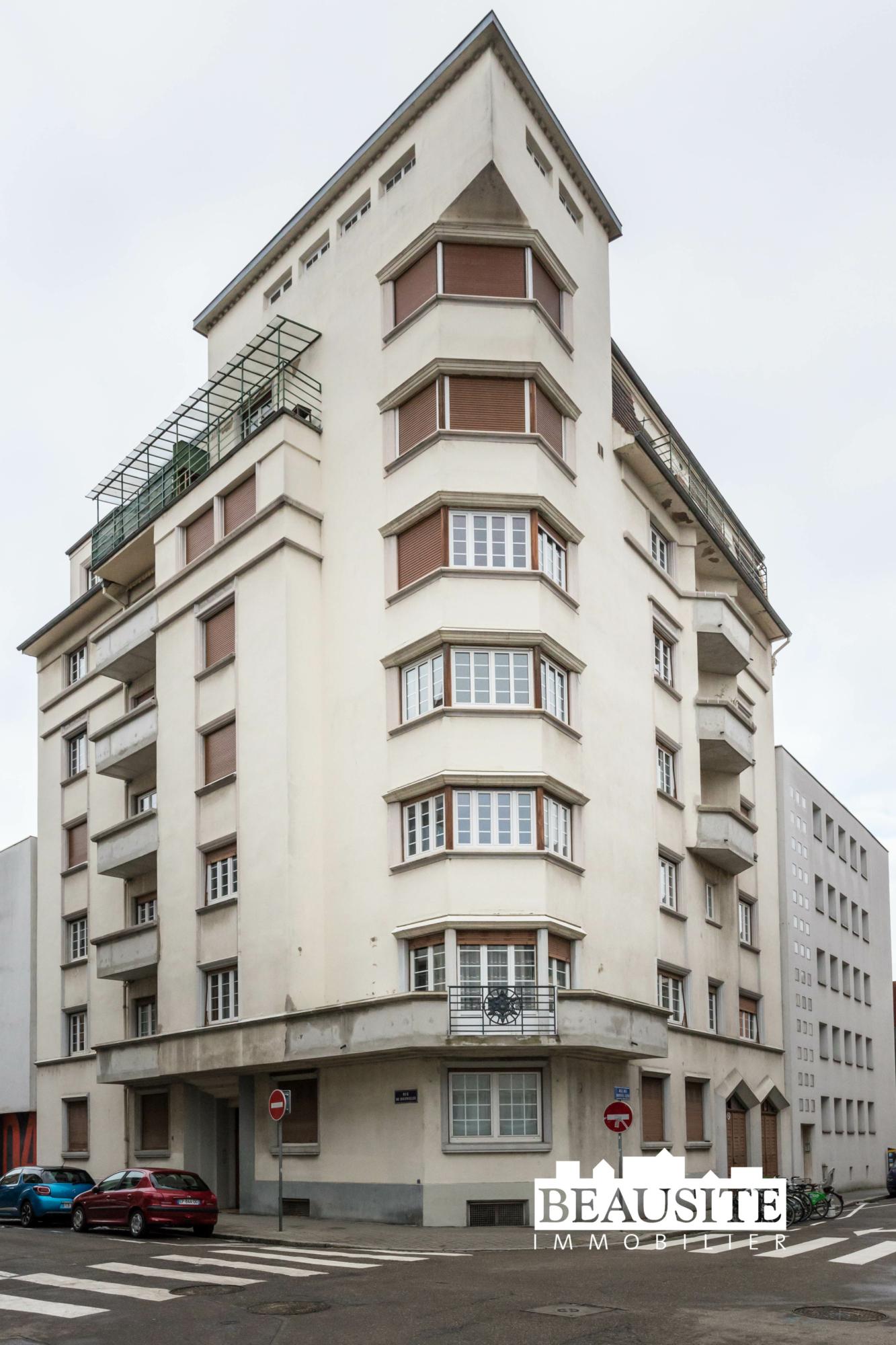 [Paquebot] Accostez dans un appartement à la vue sur la Cathédrale - Halles / rue de Bouxwiller - nos ventes - Beausite Immobilier 16