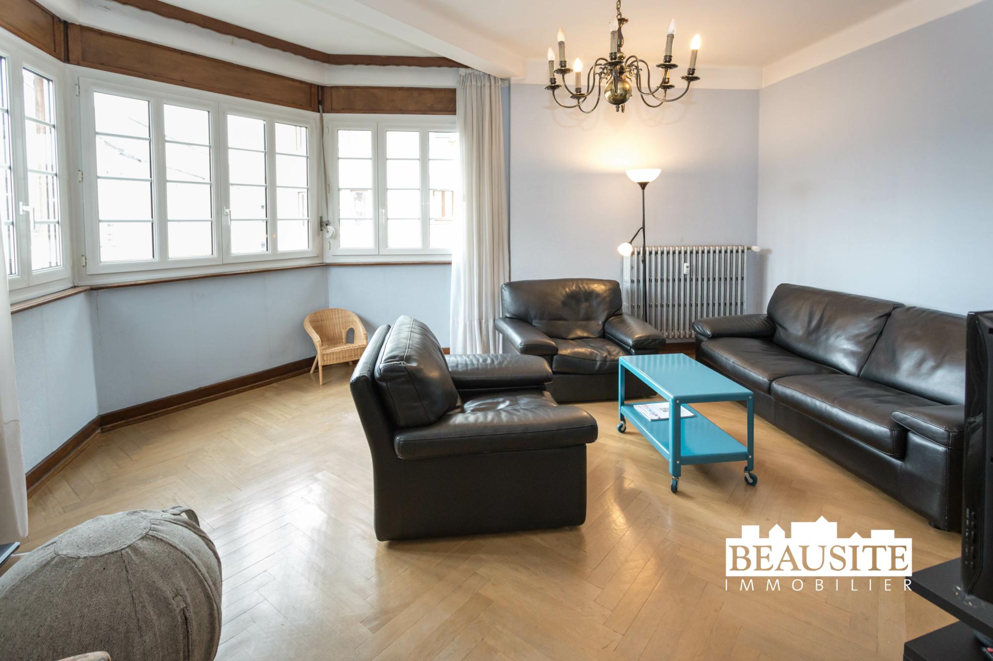 [Paquebot] Accostez dans un appartement à la vue sur la Cathédrale - Halles / rue de Bouxwiller - nos ventes - Beausite Immobilier 3