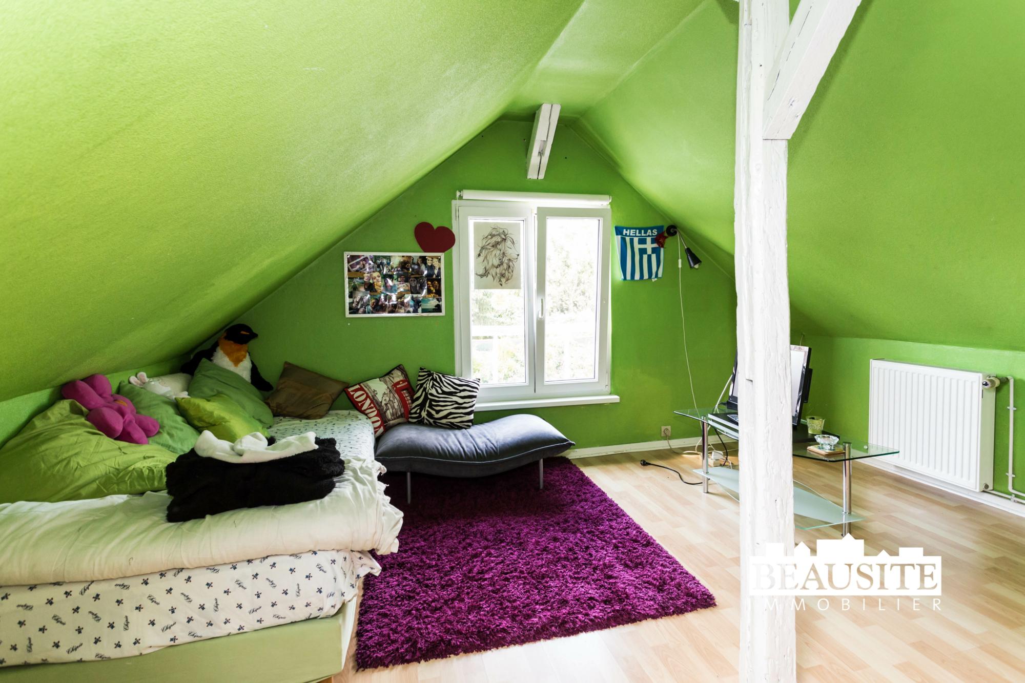 [César] Charmante maison avec piscine sur 16 ares - Robertsau centre - nos ventes - Beausite Immobilier 8