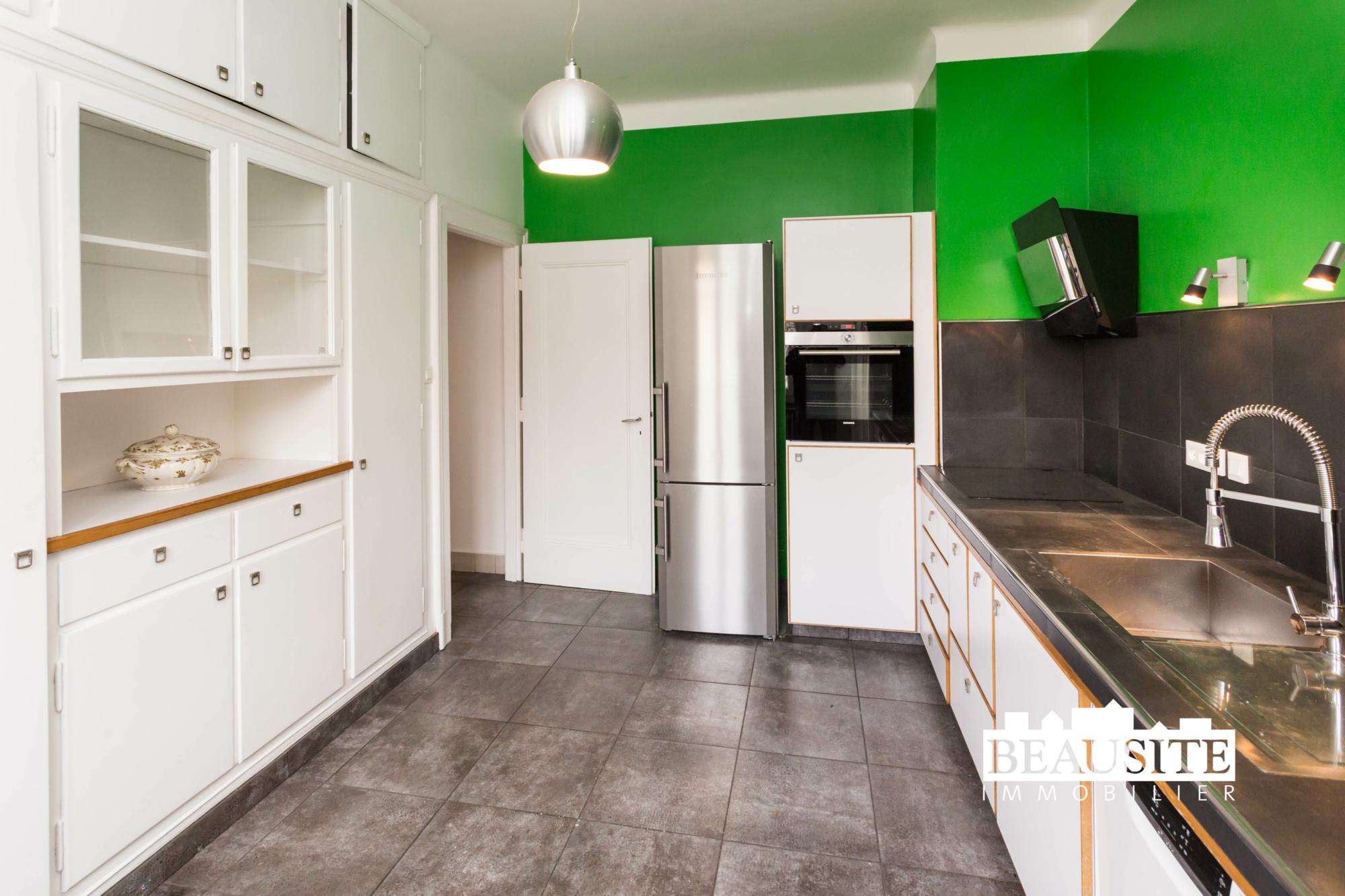 [Gloria] Un magnifique appartement bourgeois avec garage - Contades / Avenue de la Paix - nos ventes - Beausite Immobilier 10