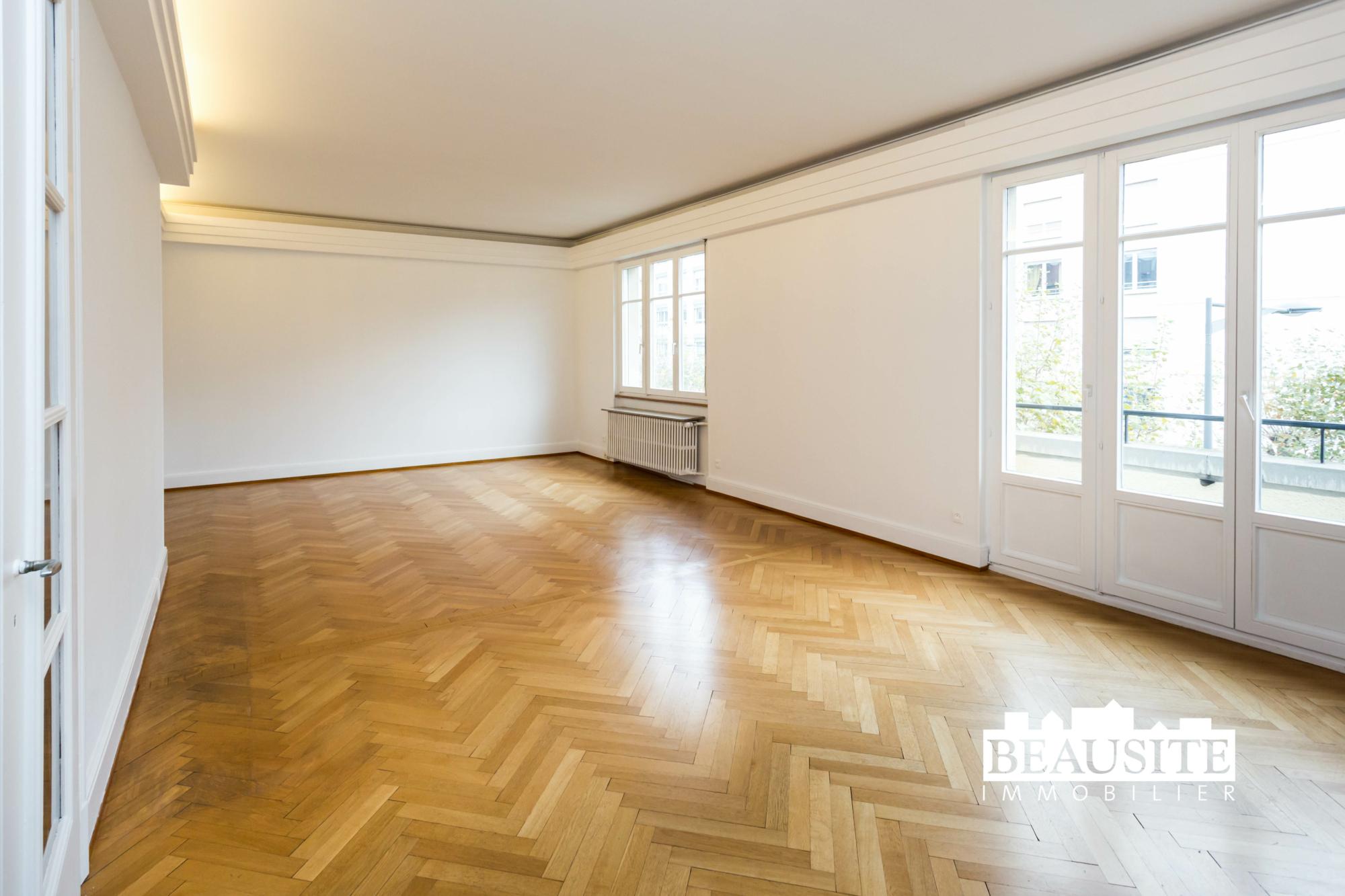 [Gloria] Un magnifique appartement bourgeois avec garage - Contades / Avenue de la Paix - nos ventes - Beausite Immobilier 2