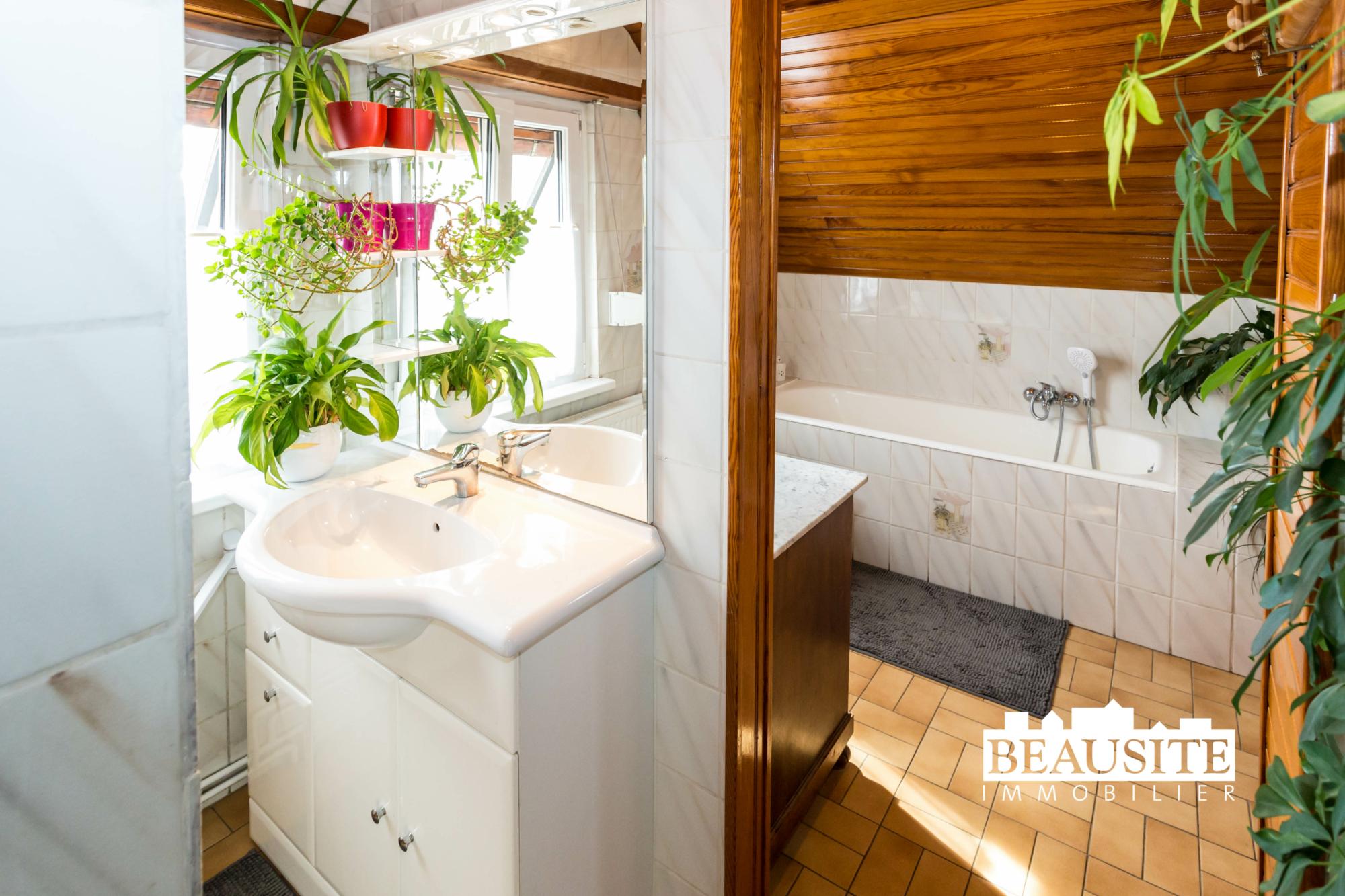 [César] Charmante maison avec piscine sur 16 ares - Robertsau centre - nos ventes - Beausite Immobilier 12