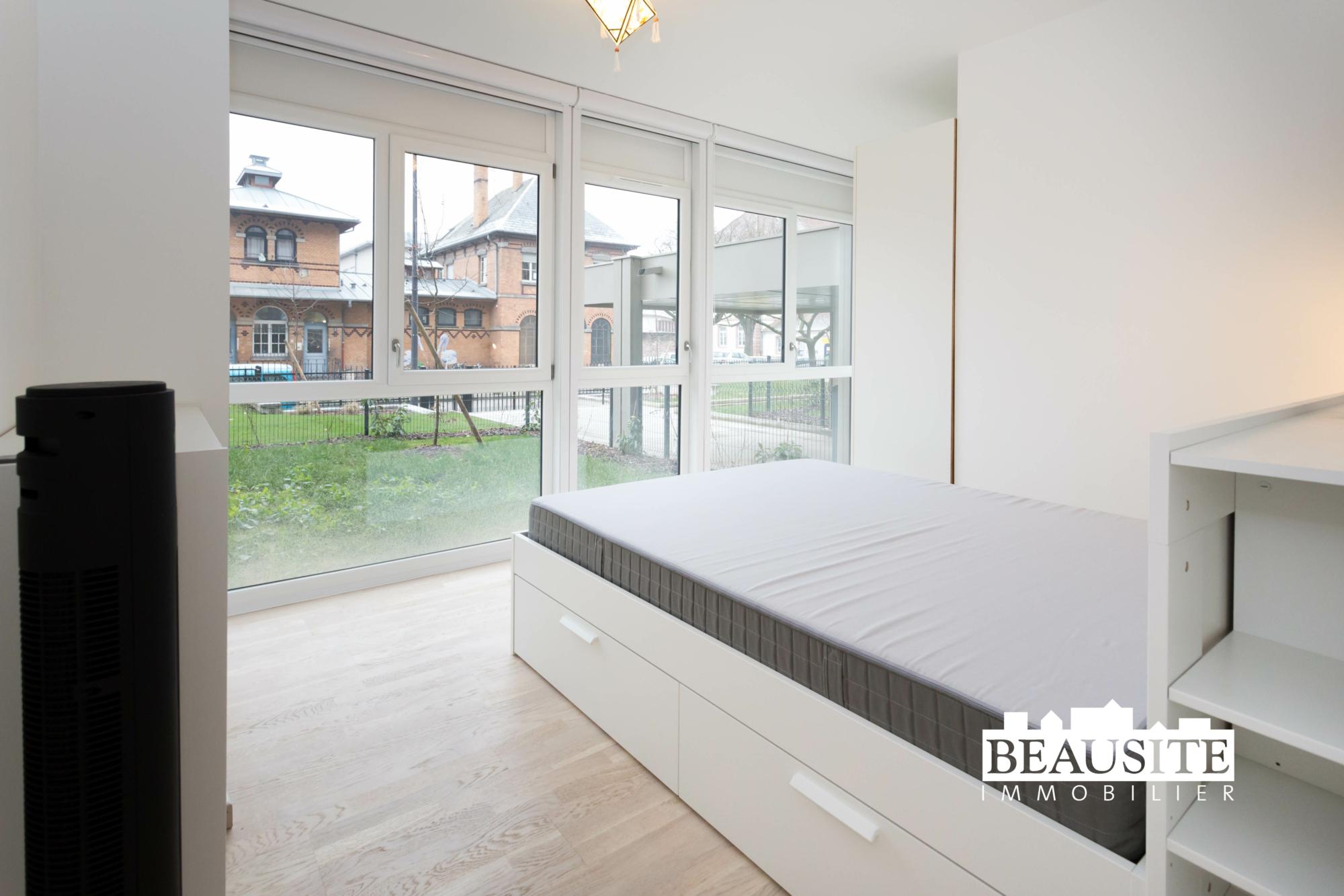 [Green] Appartement avec jardin au coeur de la Krutenau / rue Fritz Kiener - nos ventes - Beausite Immobilier 7