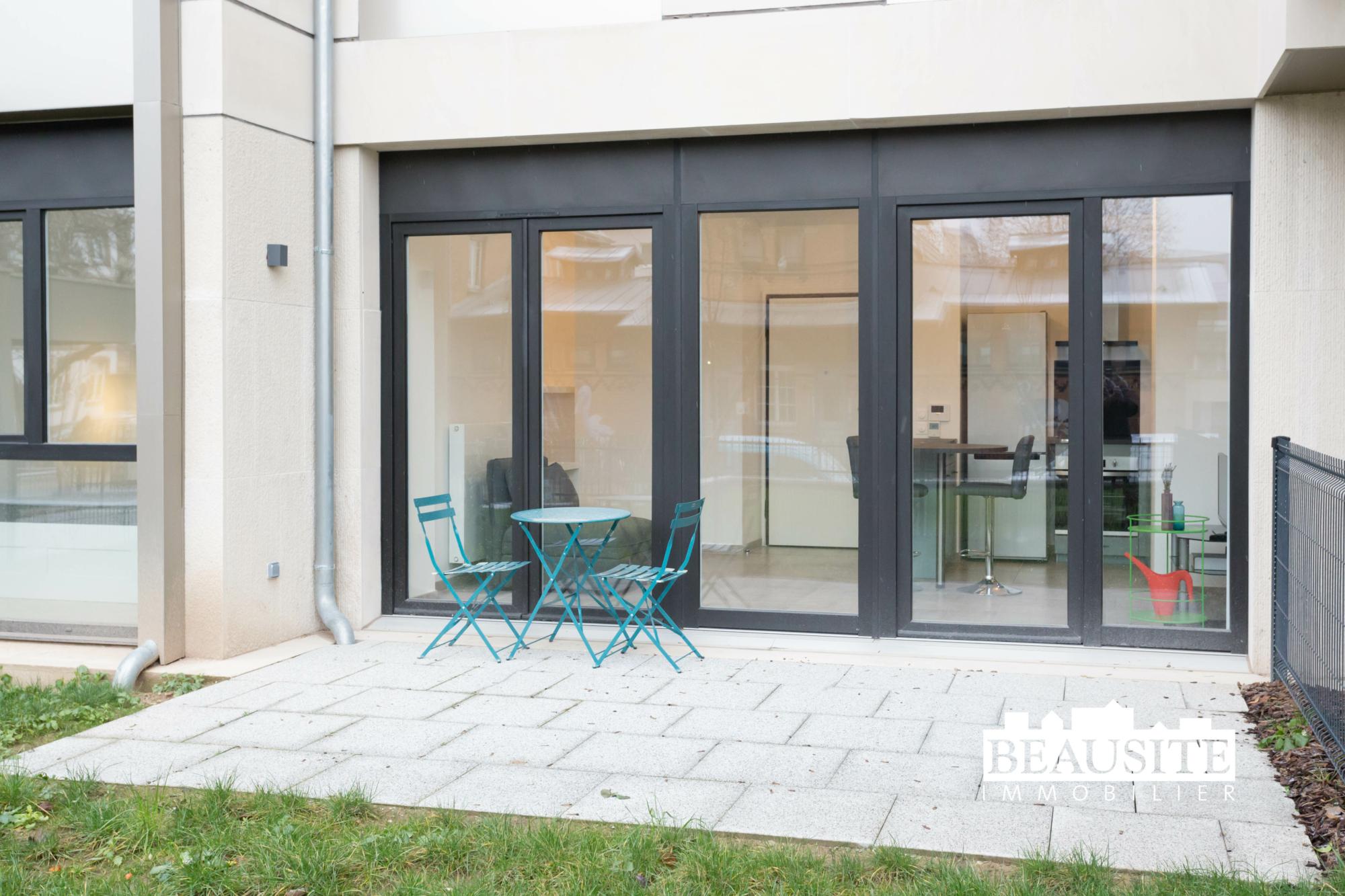 [Green] Appartement avec jardin au coeur de la Krutenau / rue Fritz Kiener - nos ventes - Beausite Immobilier 5