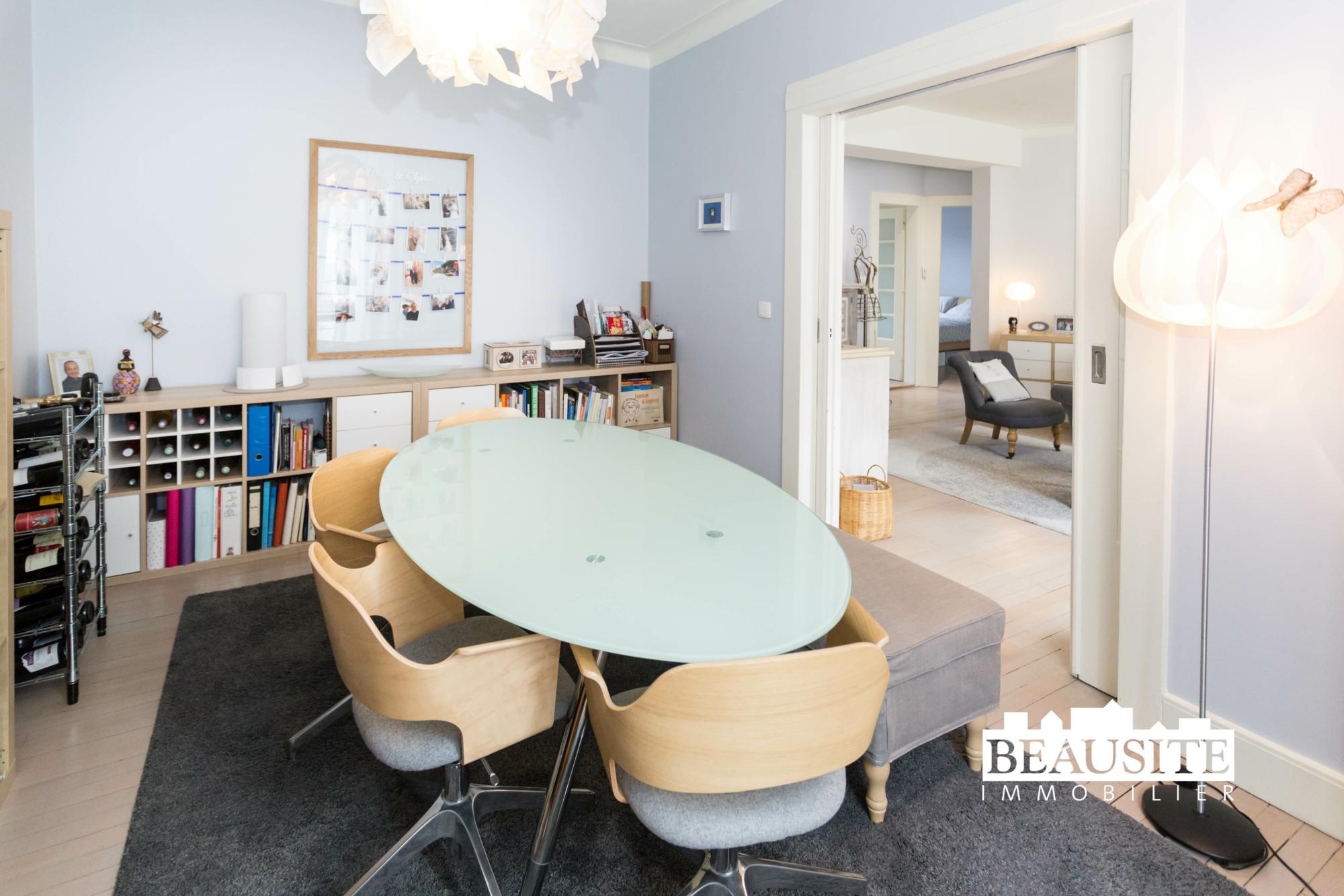[La bulle] Un appartement cosy au cœur de Strasbourg - Halles / rue du Marché - nos ventes - Beausite Immobilier 4