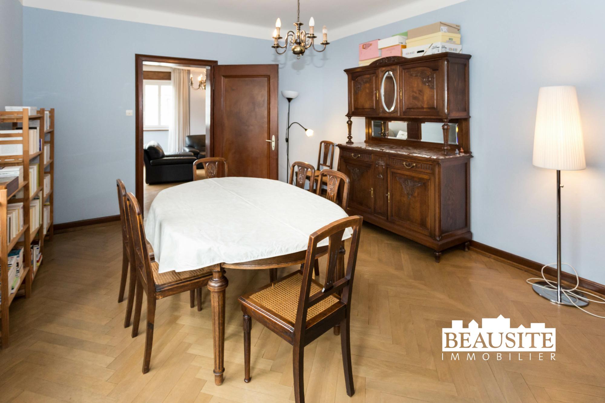 [Paquebot] Accostez dans un appartement à la vue sur la Cathédrale - Halles / rue de Bouxwiller - nos ventes - Beausite Immobilier 5
