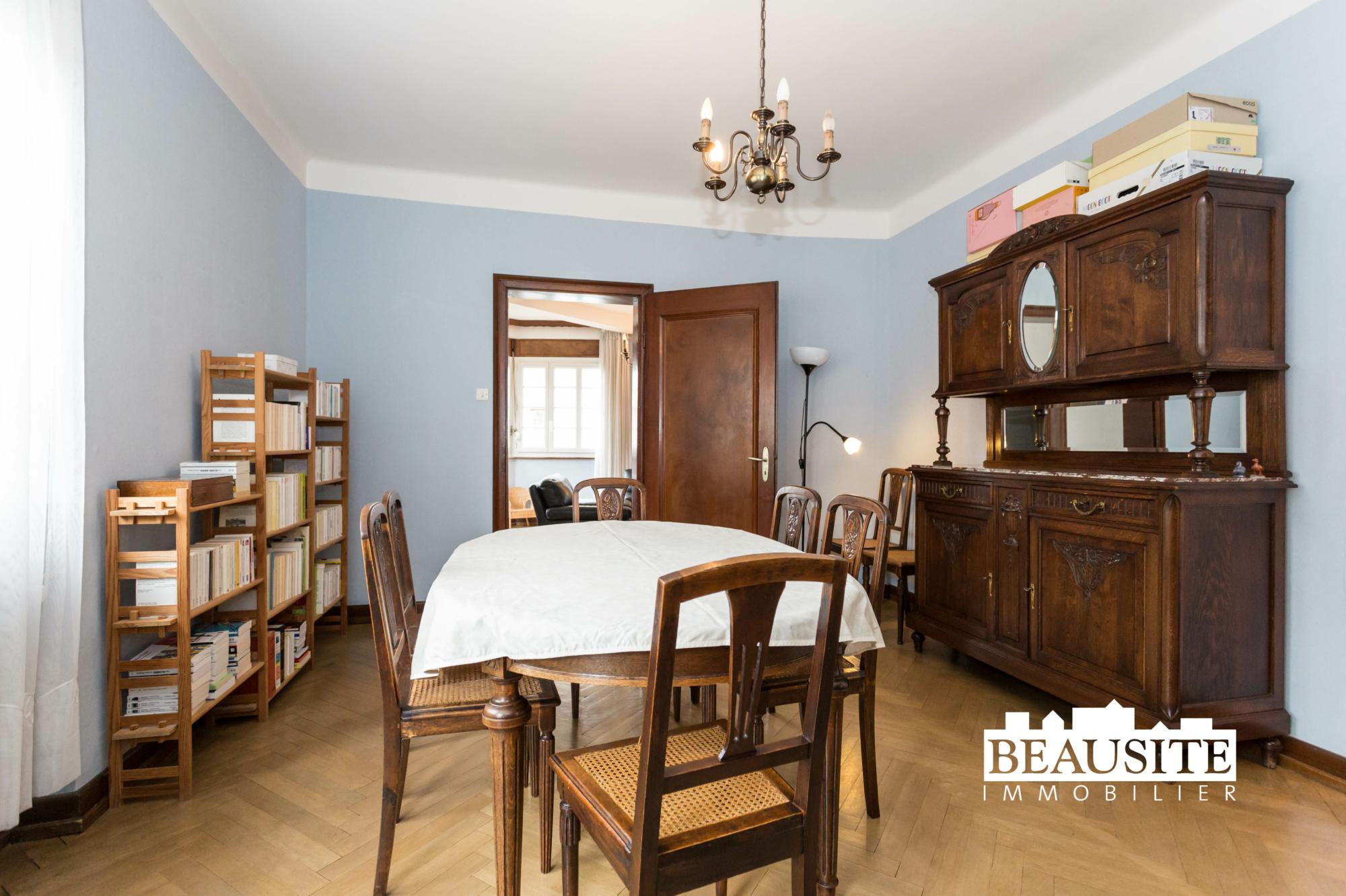 [Paquebot] Accostez dans un appartement à la vue sur la Cathédrale - Halles / rue de Bouxwiller - nos ventes - Beausite Immobilier 6