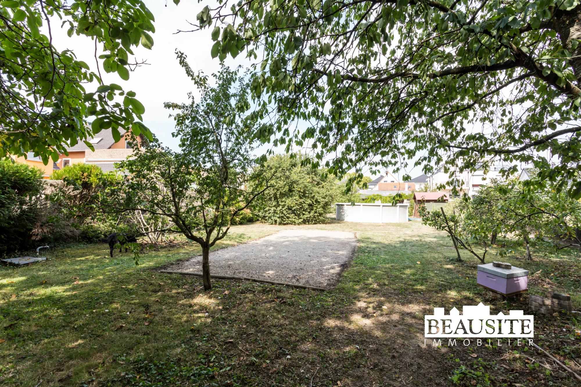 [César] Charmante maison avec piscine sur 16 ares - Robertsau centre - nos ventes - Beausite Immobilier 15
