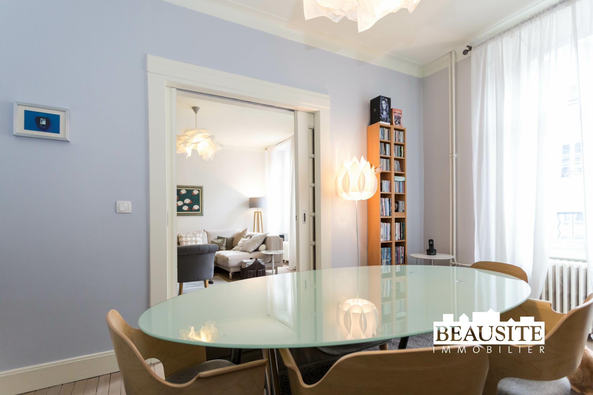 [La bulle] Un appartement cosy au cœur de Strasbourg - Halles / rue du Marché - nos ventes - Beausite Immobilier 5