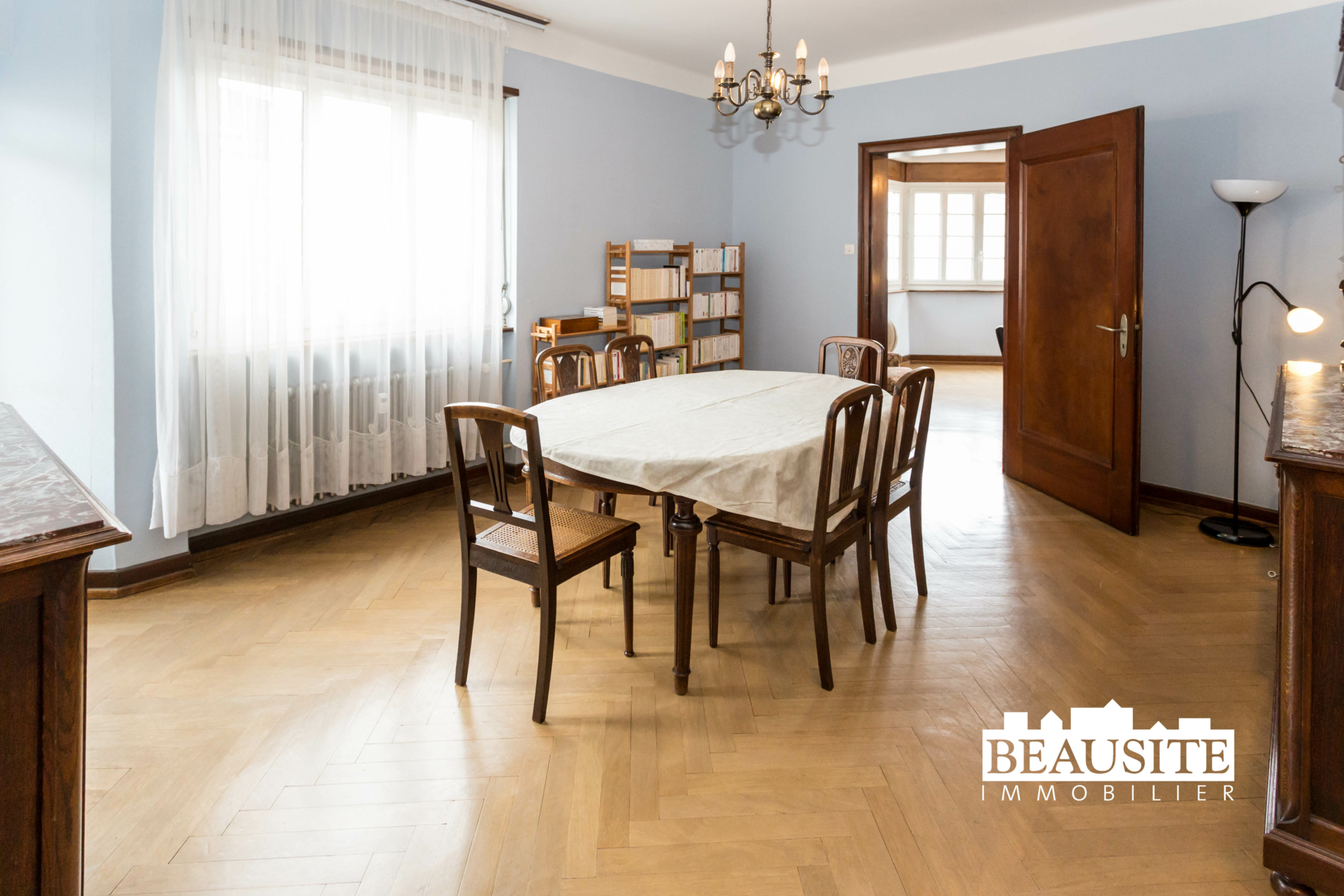 [Paquebot] Accostez dans un appartement à la vue sur la Cathédrale - Halles / rue de Bouxwiller - nos ventes - Beausite Immobilier 7