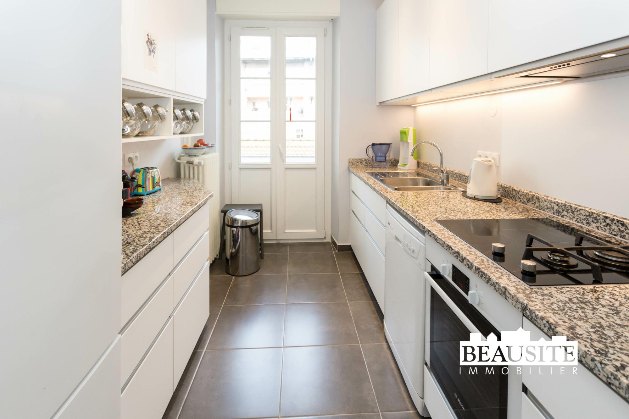 [La bulle] Un appartement cosy au cœur de Strasbourg - Halles / rue du Marché - nos ventes - Beausite Immobilier 6
