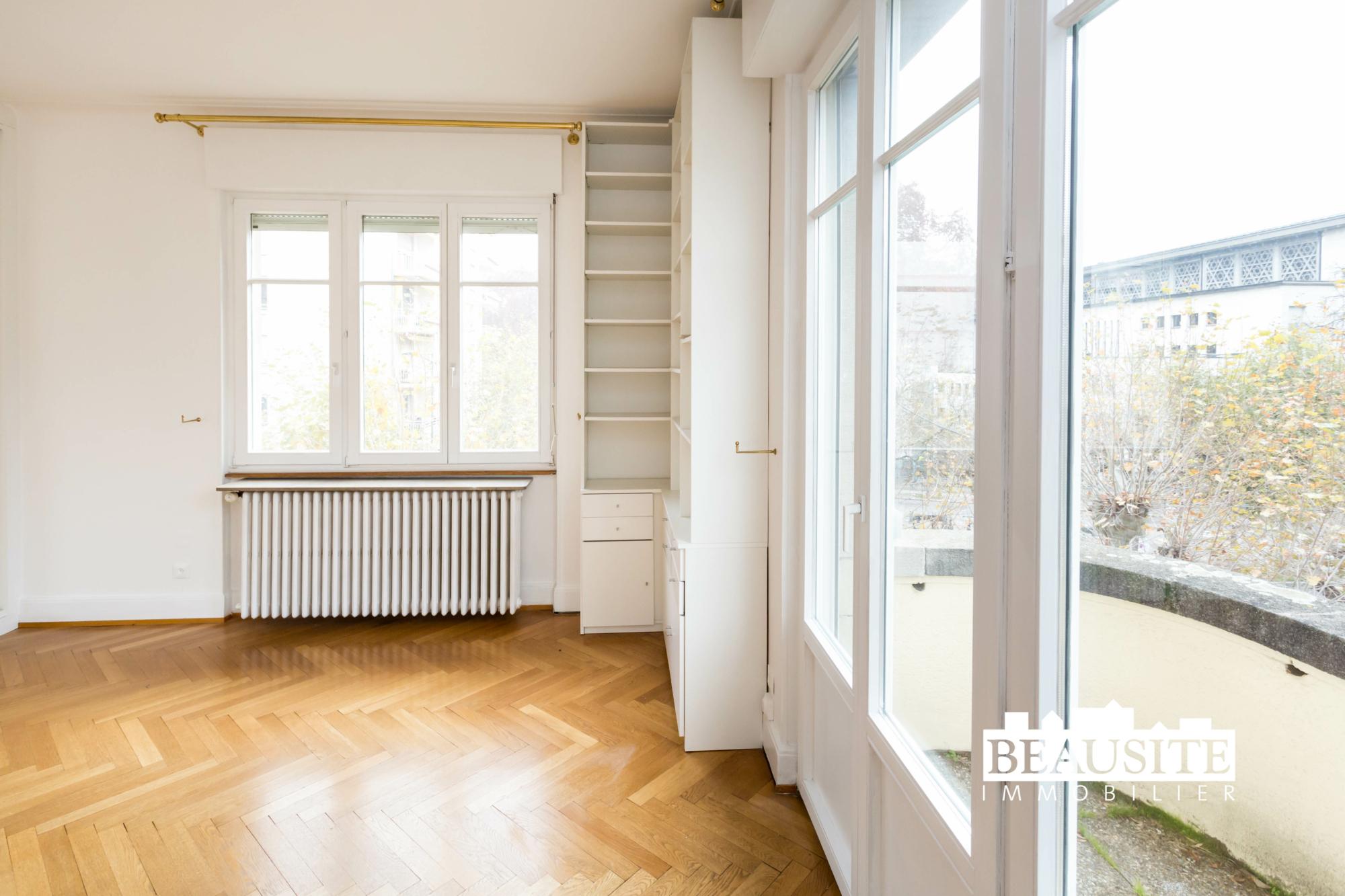 [Gloria] Un magnifique appartement bourgeois avec garage - Contades / Avenue de la Paix - nos ventes - Beausite Immobilier 7