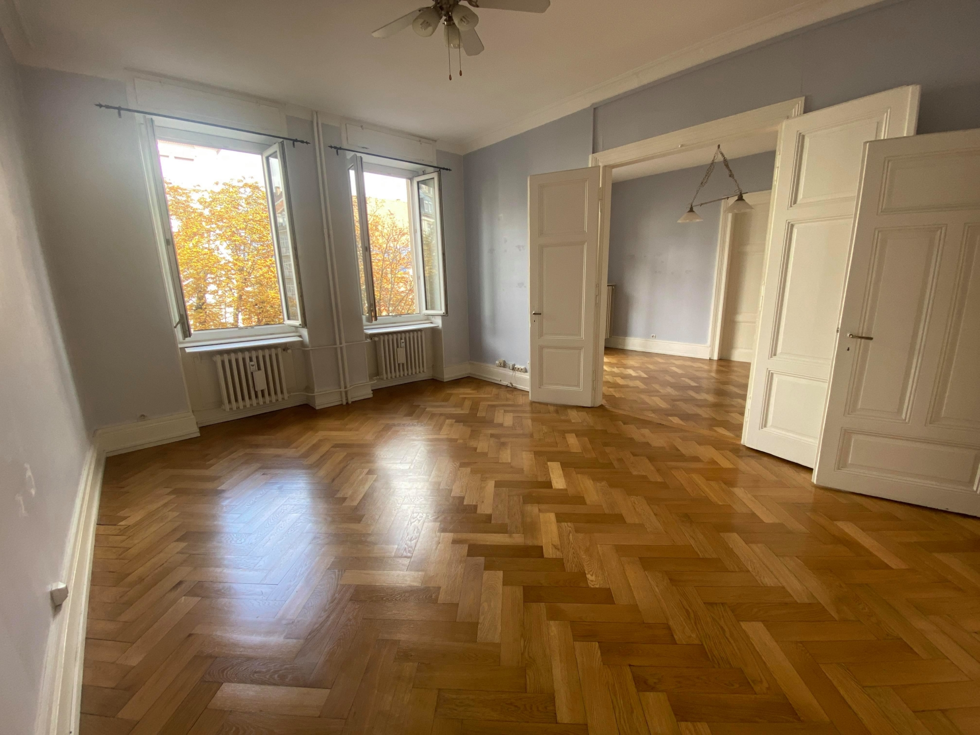 [Georges] Un 5 pièces à la stature présidentielle – Vosges / boulevard Clémenceau - nos locations - Beausite Immobilier 1
