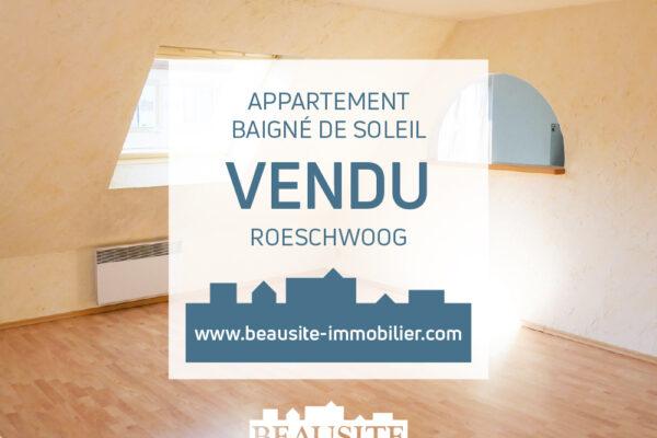 [Woogie] Un appartement au calme... mais très rock and roll - Roeschwoog