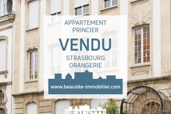 [Le Prince] Un appartement princier à l'Orangerie - Rue de Reims