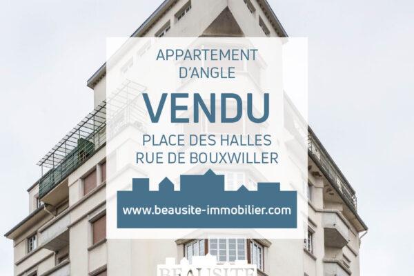 [Paquebot] Accostez dans un appartement à la vue sur la Cathédrale - Halles / rue de Bouxwiller