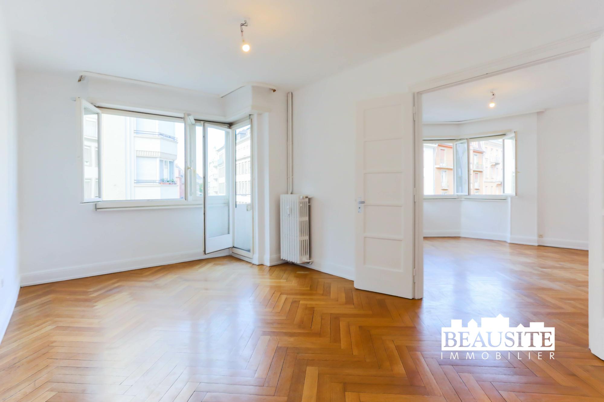 [Hélios] Faites entrer la lumière et le soleil dans votre appartement - Krutenau / rue de Berne - nos ventes - Beausite Immobilier 1
