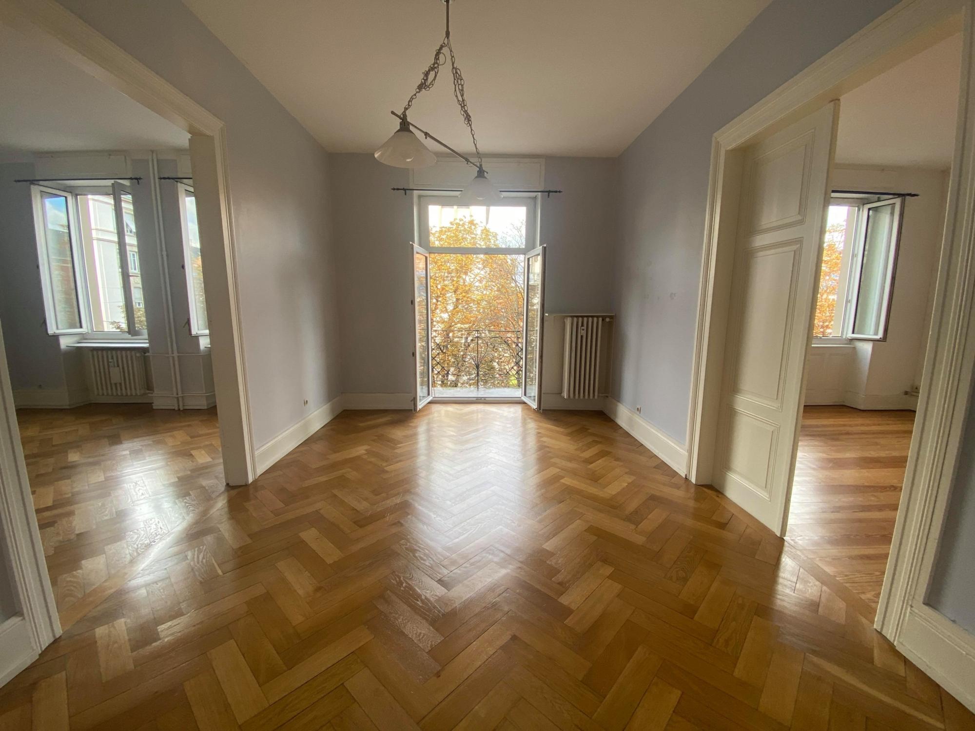 [Georges] Un 5 pièces à la stature présidentielle – Vosges / boulevard Clémenceau - nos locations - Beausite Immobilier 3