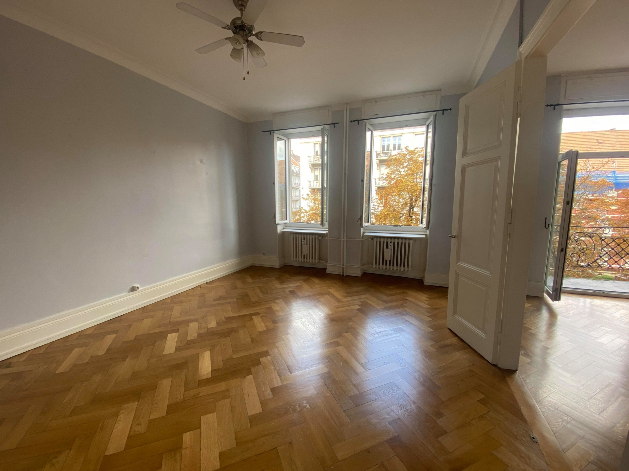 [Georges] Un 5 pièces à la stature présidentielle – Vosges / boulevard Clémenceau - nos locations - Beausite Immobilier 4