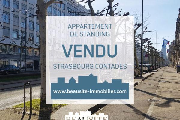 VENDU ! Rare à la vente - Très beau 2/3P Avenue de la Paix