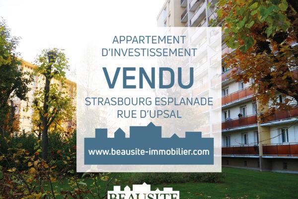 Appartement 2P Esplanade