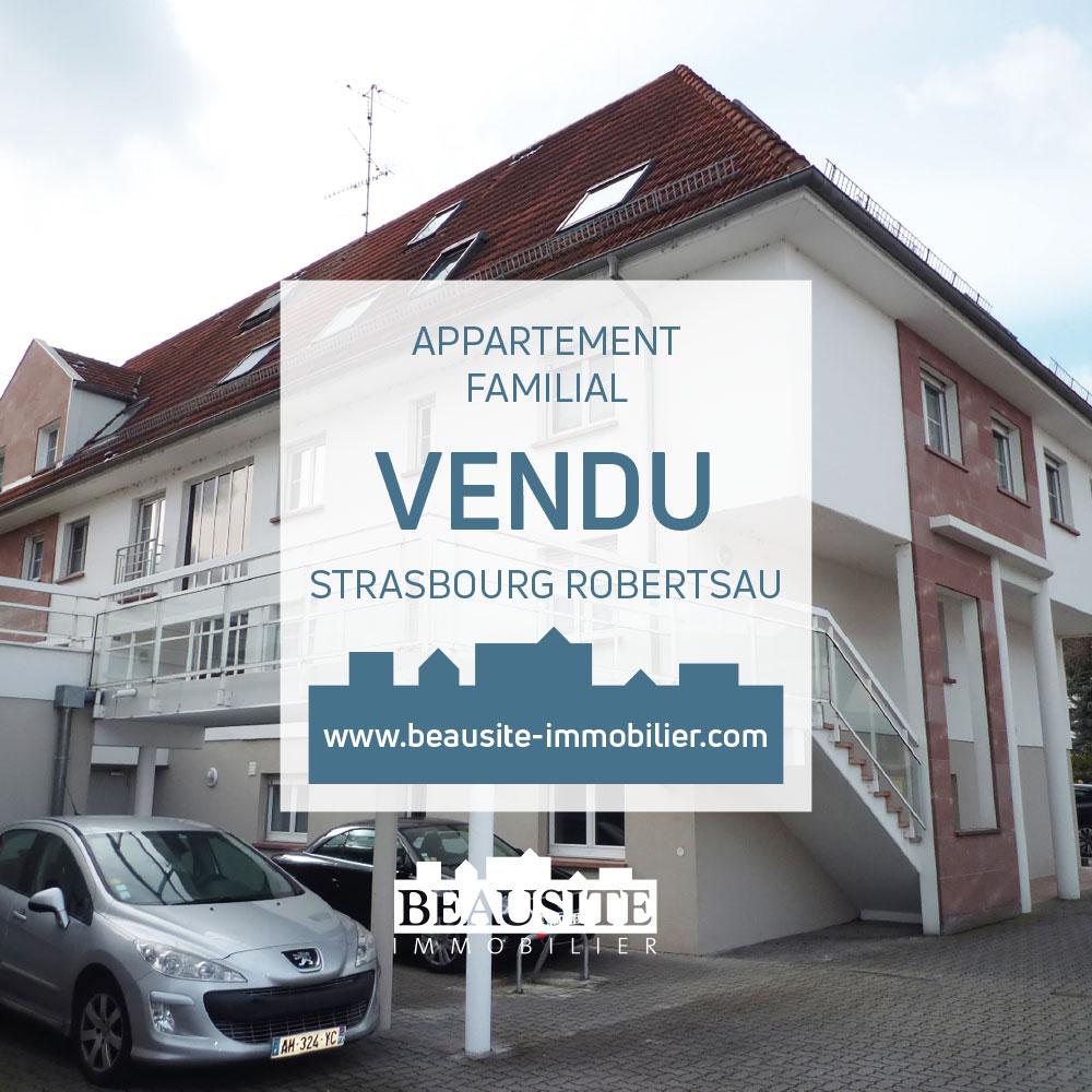 VENDU Joli 3/4P avec terrasse - nos ventes - Beausite Immobilier 1