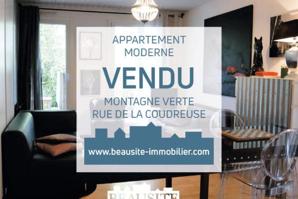 Charmant 2P avec terrasse et jardin - Laiterie / Rue des Corroyeurs