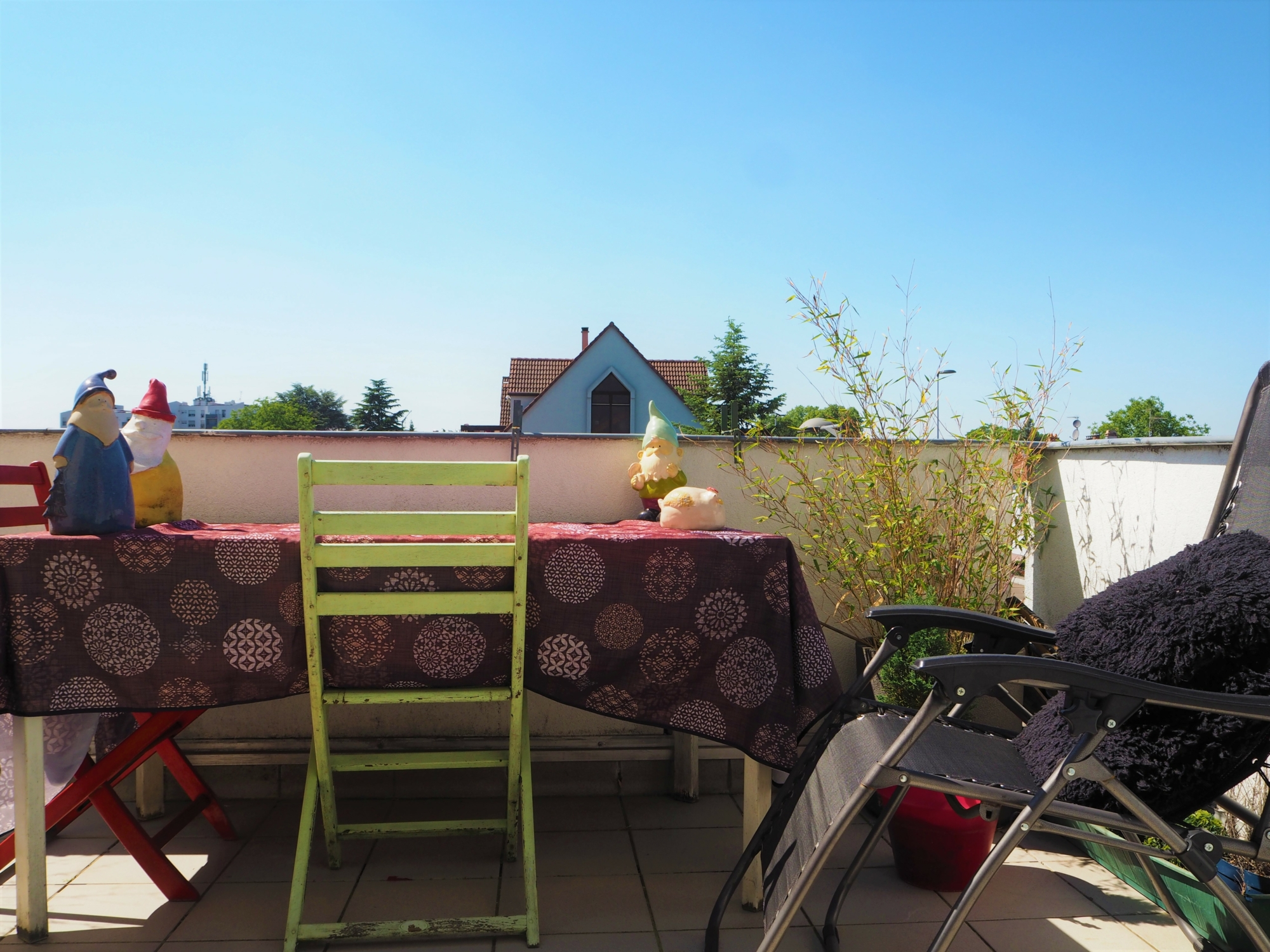 [Sunny] Très beau 3 pièces avec terrasse, entièrement rénové - nos ventes - Beausite Immobilier 1