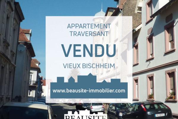 VENDU - Joli 2P - Bischheim