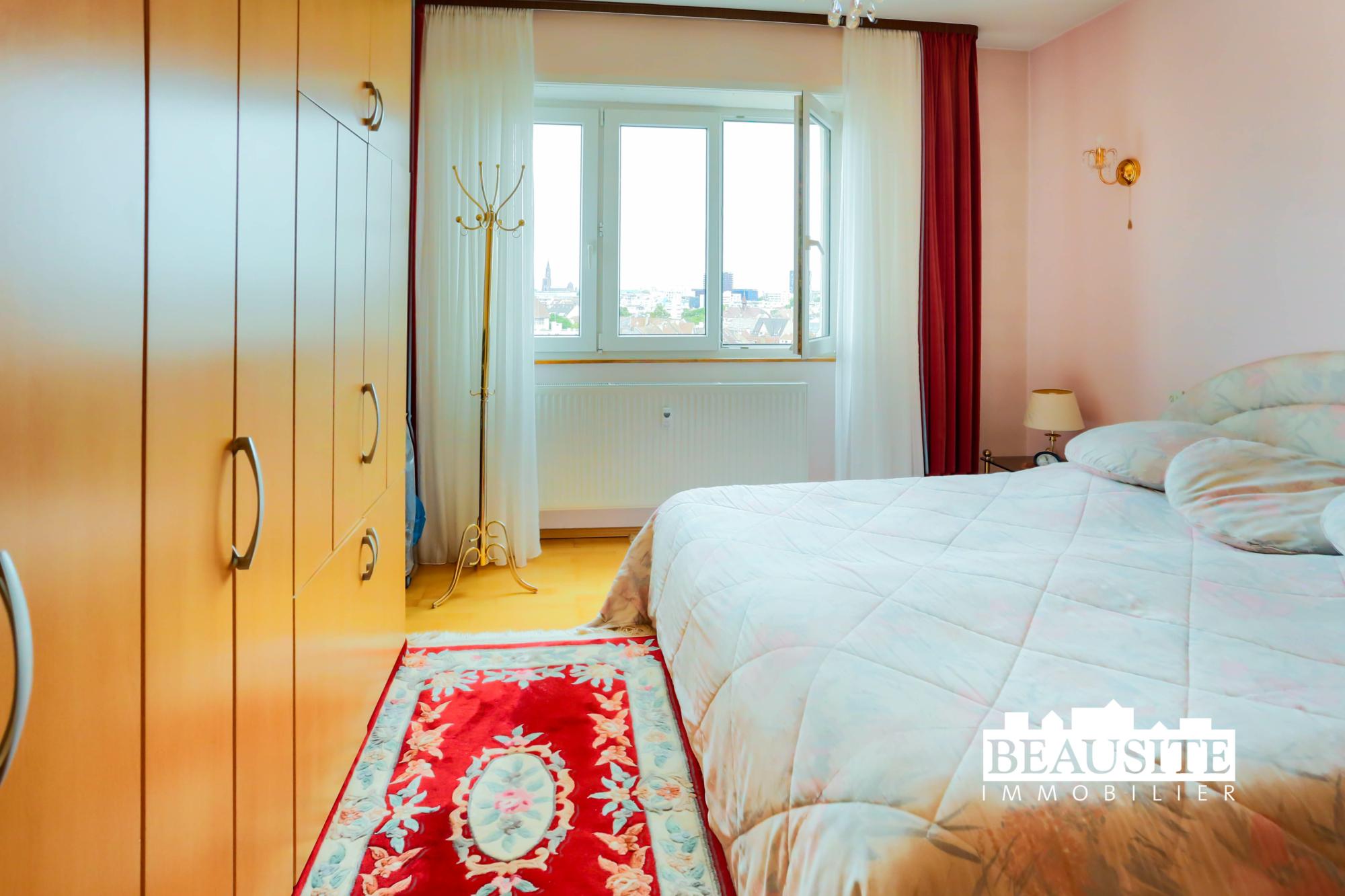 [Zénith] Spacieux 2 pièces au dernier étage - Neudorf / près de l'Avenue Jean Jaurès - nos ventes - Beausite Immobilier 7