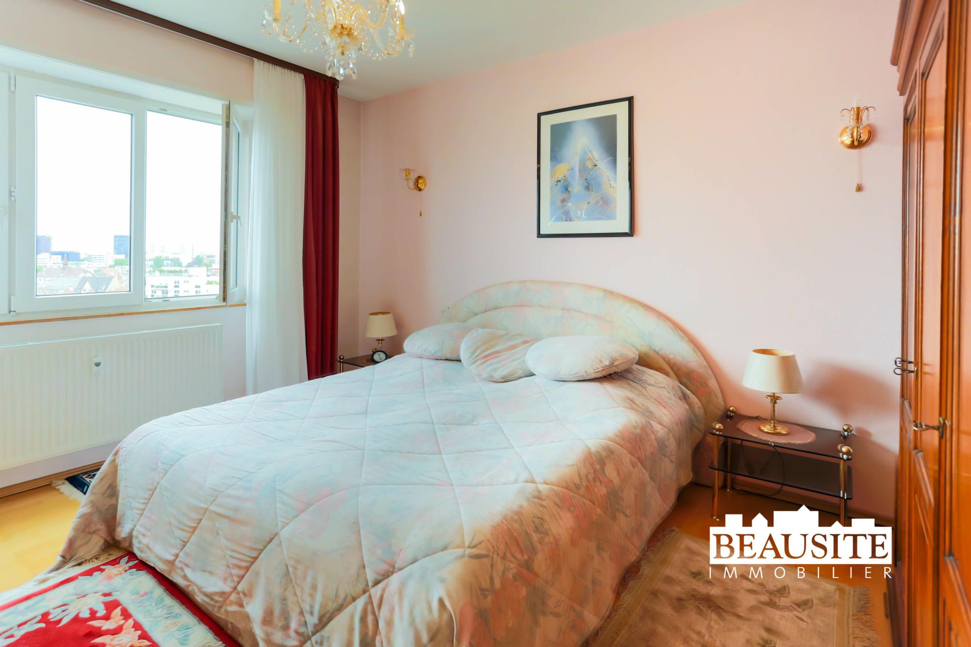 [Zénith] Spacieux 2 pièces au dernier étage - Neudorf / près de l'Avenue Jean Jaurès - nos ventes - Beausite Immobilier 6
