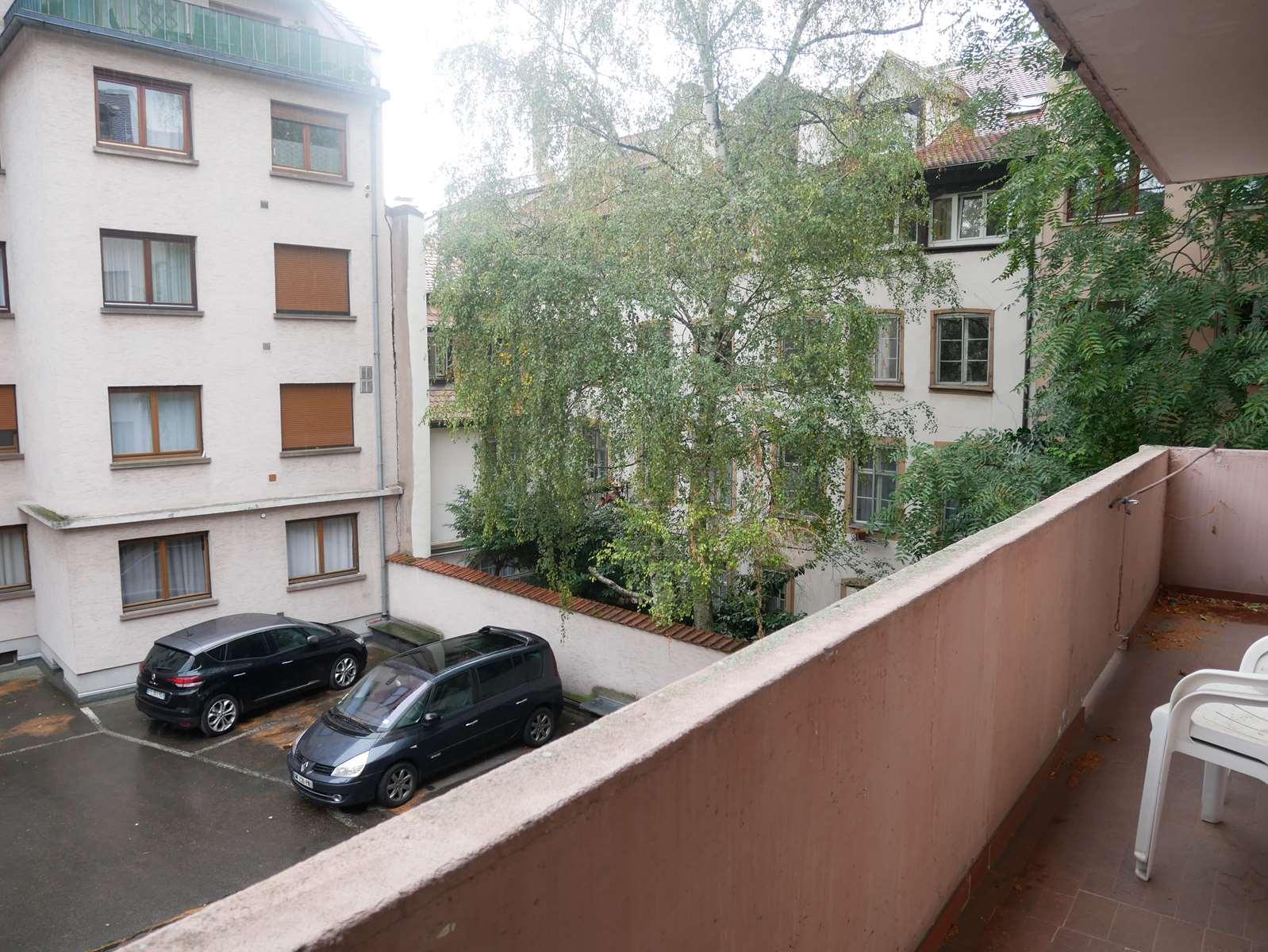 Lumineux 3/4 pièces avec balcons et parking - Cathédrale / rue des Veaux - nos ventes - Beausite Immobilier 5