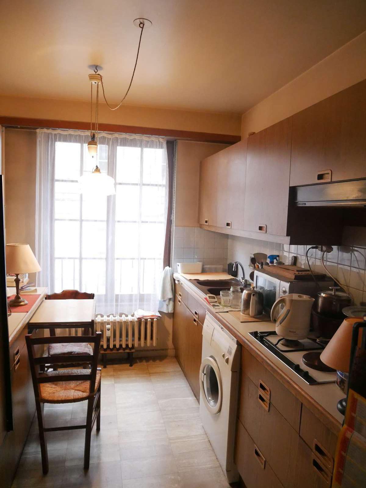 Lumineux 3/4 pièces avec balcons et parking - Cathédrale / rue des Veaux - nos ventes - Beausite Immobilier 6