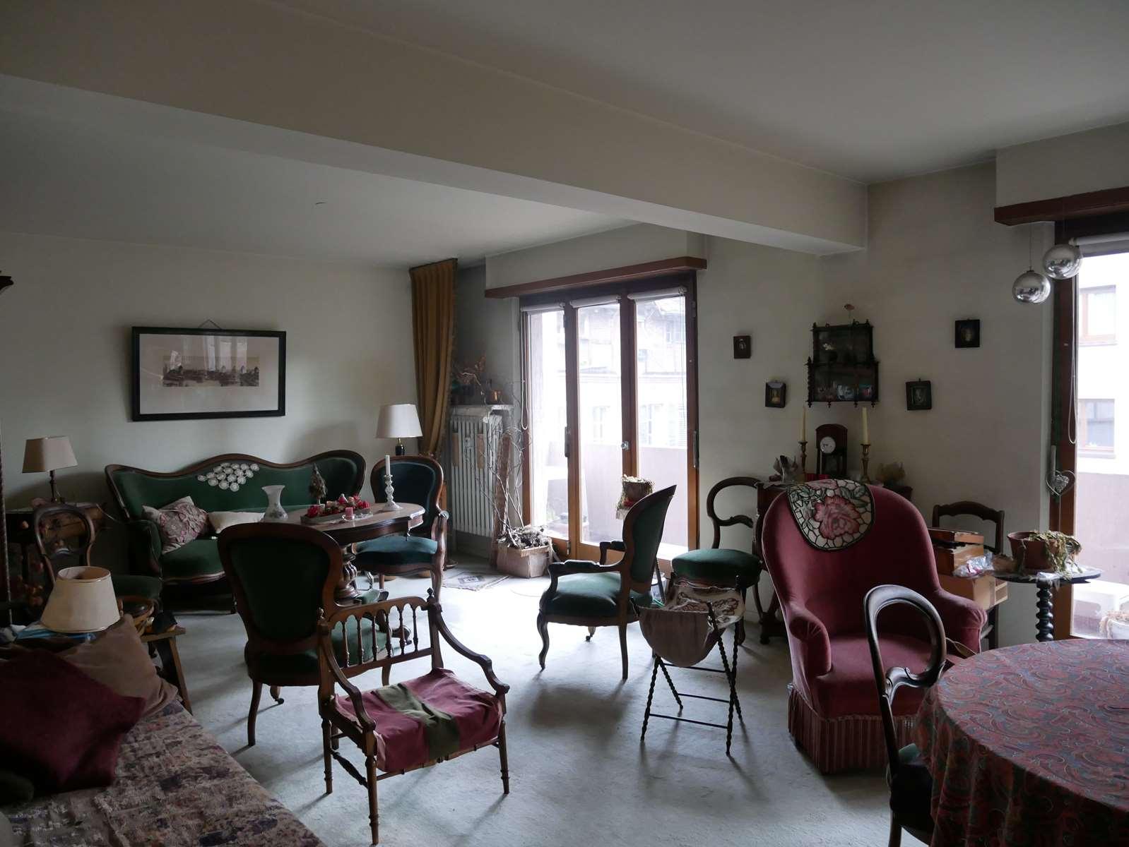 Lumineux 3/4 pièces avec balcons et parking - Cathédrale / rue des Veaux - nos ventes - Beausite Immobilier 1