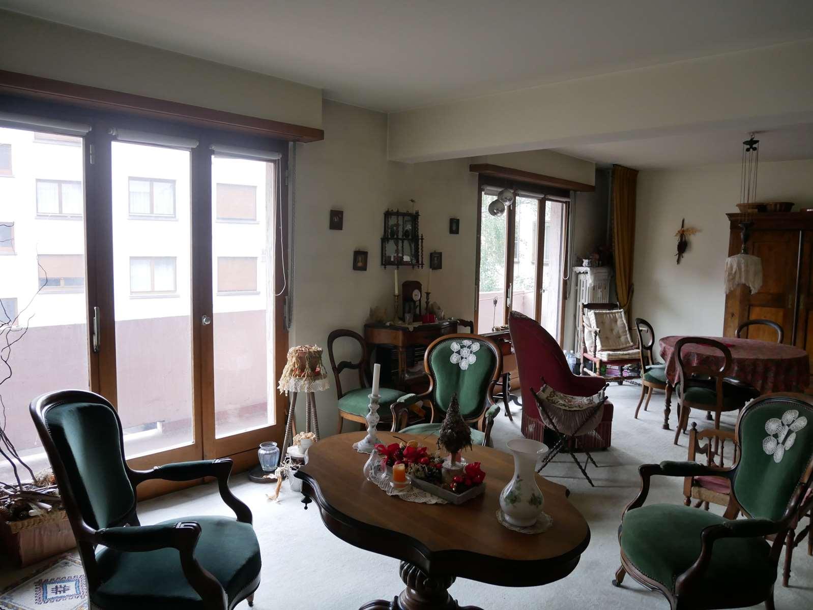 Lumineux 3/4 pièces avec balcons et parking - Cathédrale / rue des Veaux - nos ventes - Beausite Immobilier 3