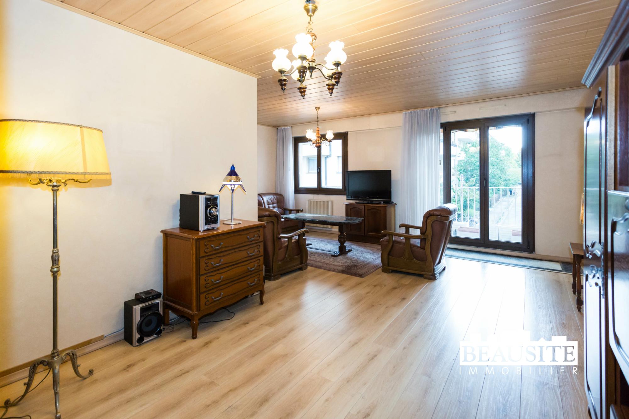 [Tonton] Un appartement familial avec balcon et garage - Neudorf / rue Saint-Amarin - nos ventes - Beausite Immobilier 1