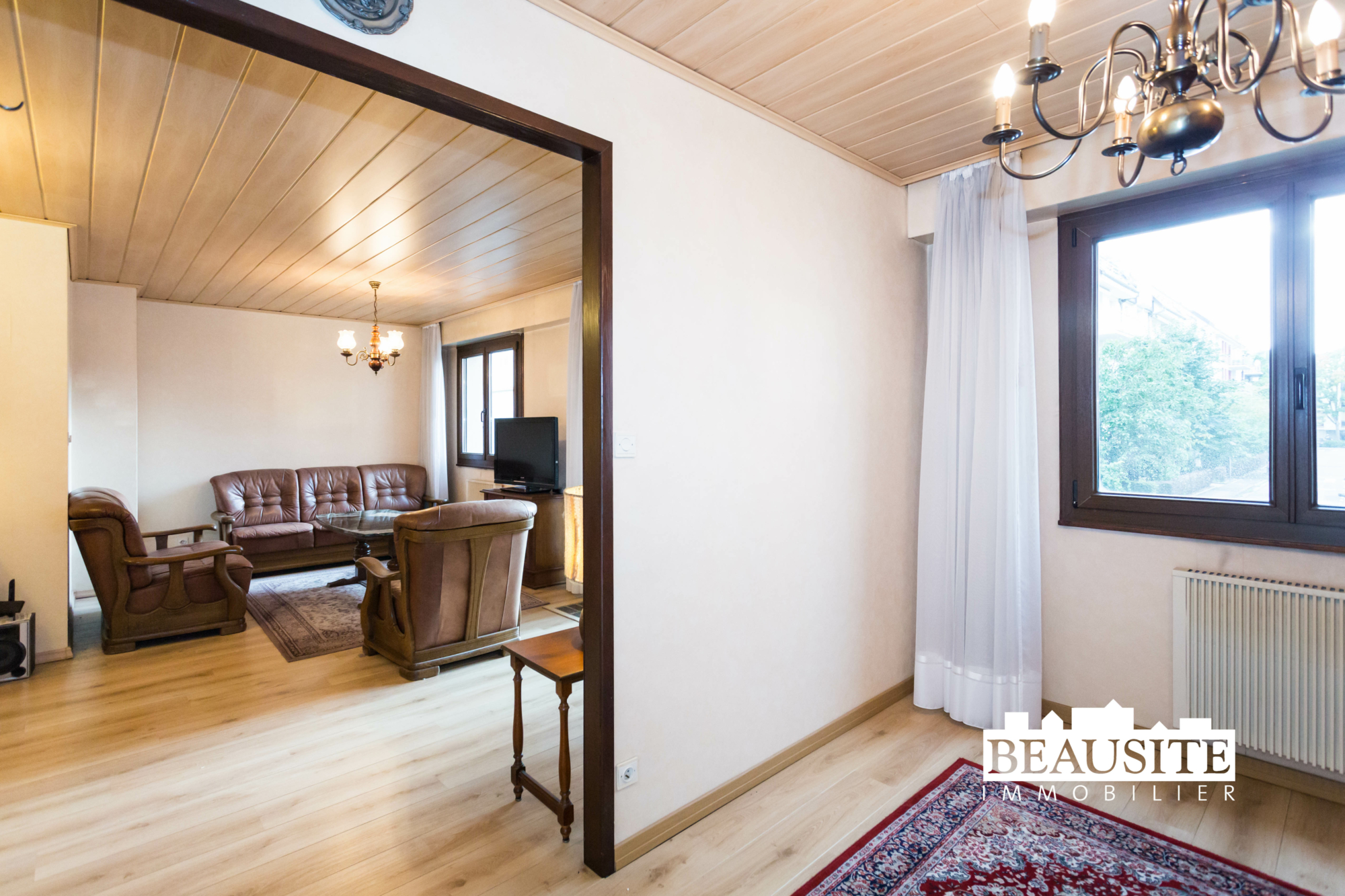 [Tonton] Un appartement familial avec balcon et garage - Neudorf / rue Saint-Amarin - nos ventes - Beausite Immobilier 3
