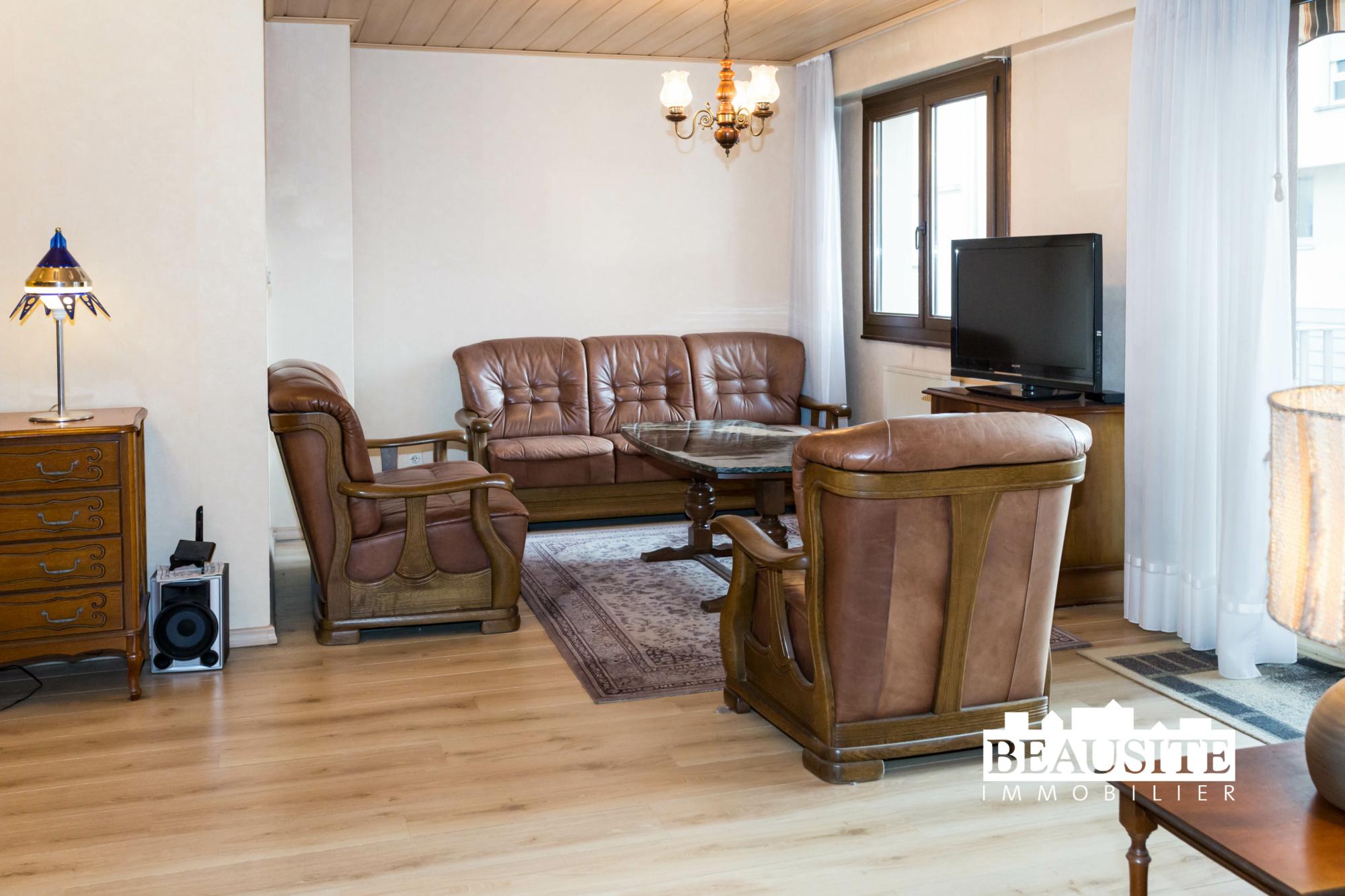[Tonton] Un appartement familial avec balcon et garage - Neudorf / rue Saint-Amarin - nos ventes - Beausite Immobilier 4