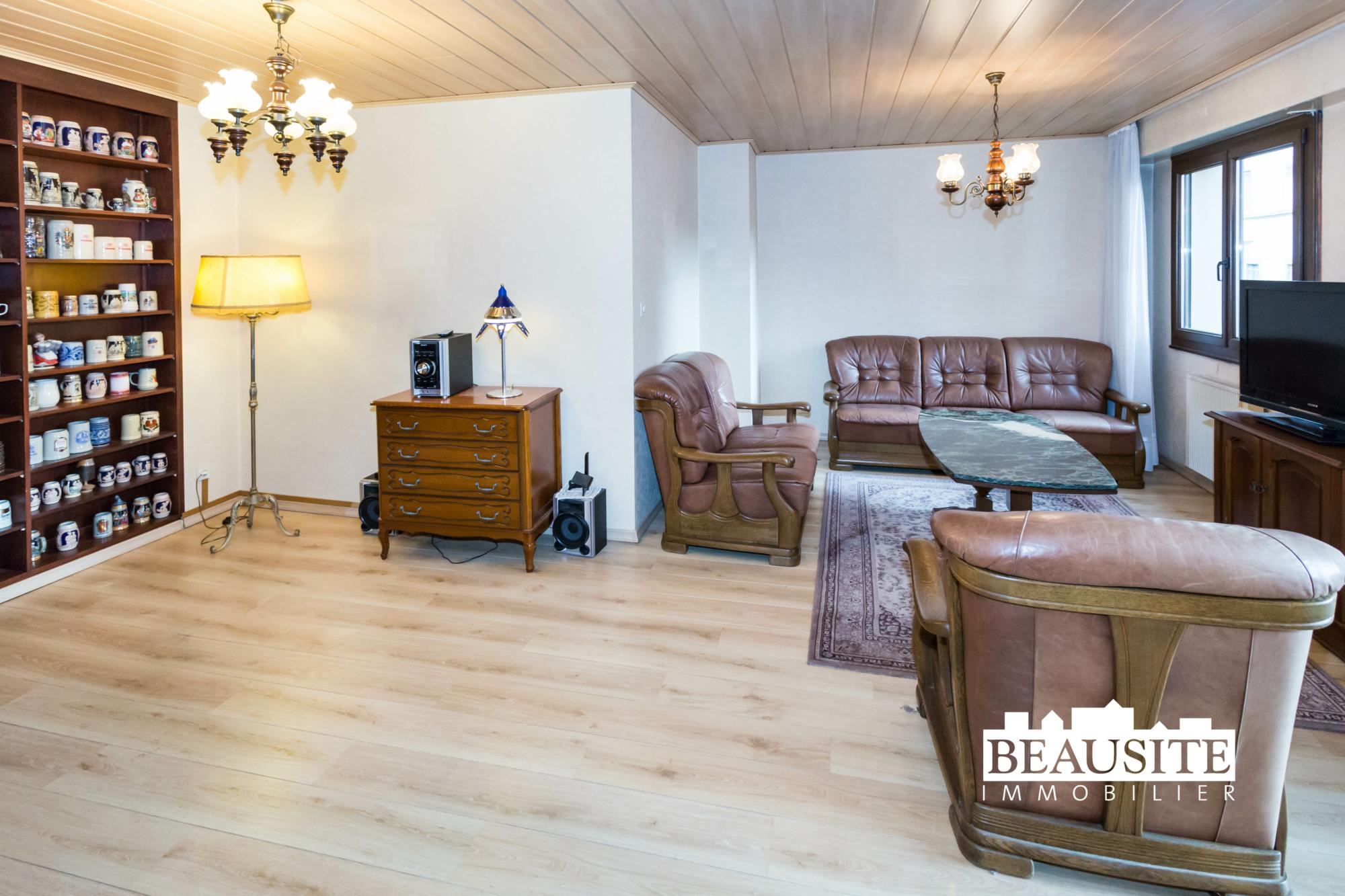 [Tonton] Un appartement familial avec balcon et garage - Neudorf / rue Saint-Amarin - nos ventes - Beausite Immobilier 5