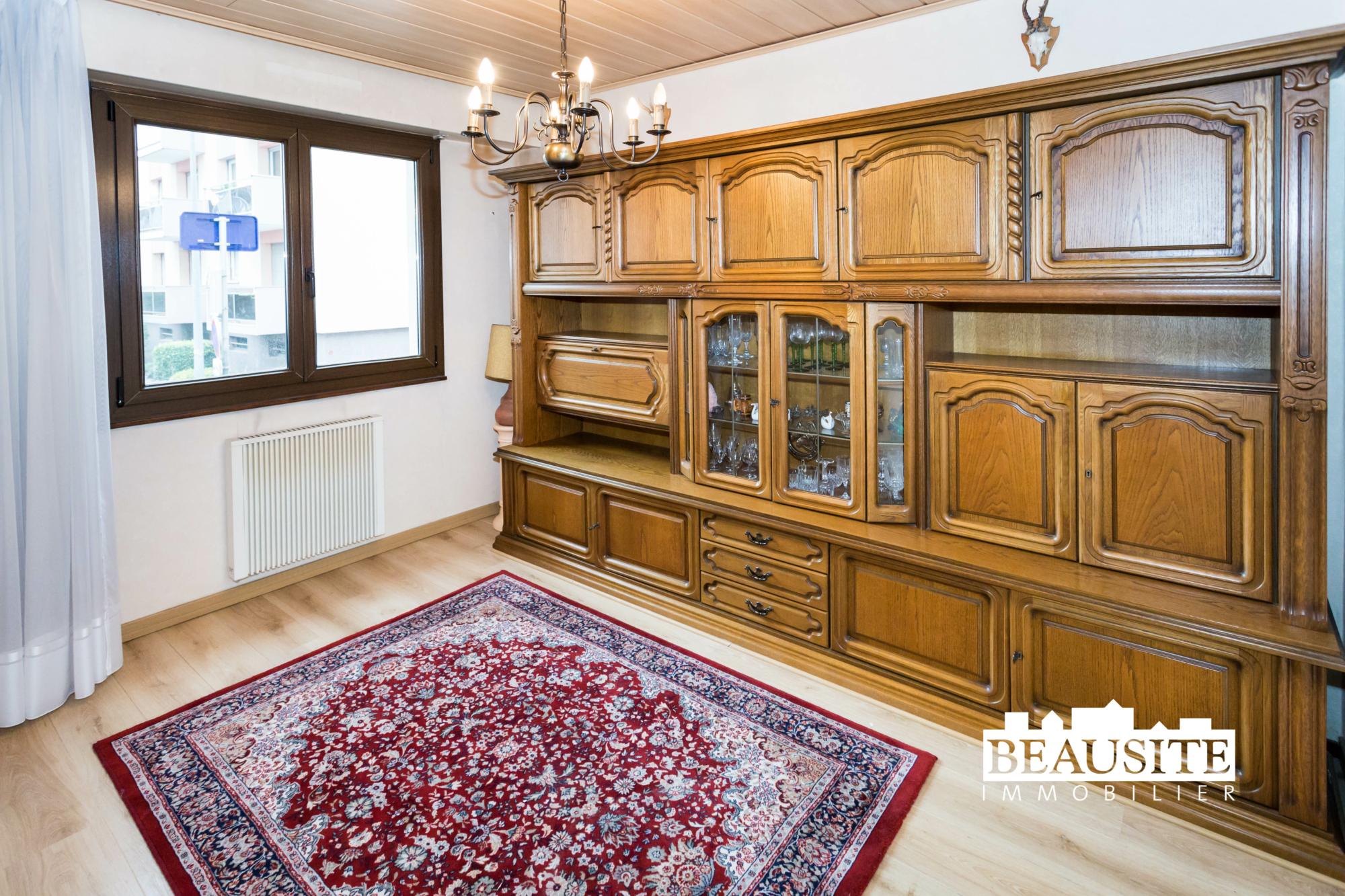 [Tonton] Un appartement familial avec balcon et garage - Neudorf / rue Saint-Amarin - nos ventes - Beausite Immobilier 7