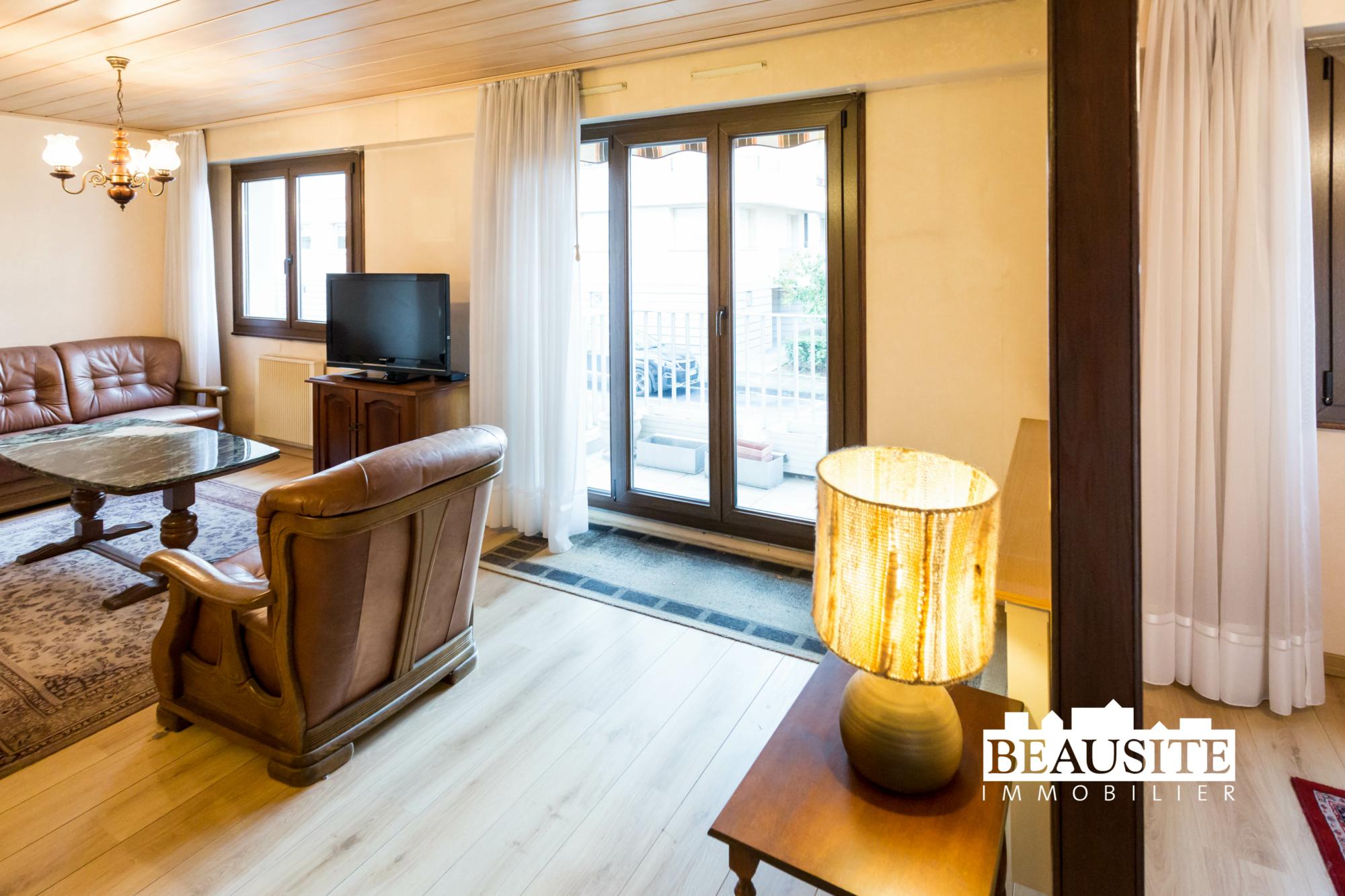[Tonton] Un appartement familial avec balcon et garage - Neudorf / rue Saint-Amarin - nos ventes - Beausite Immobilier 9
